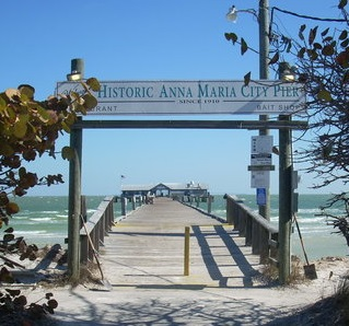 If You Go North On The Island Will Reach City Of Anna Maria Area Is Best Place To Be During Day