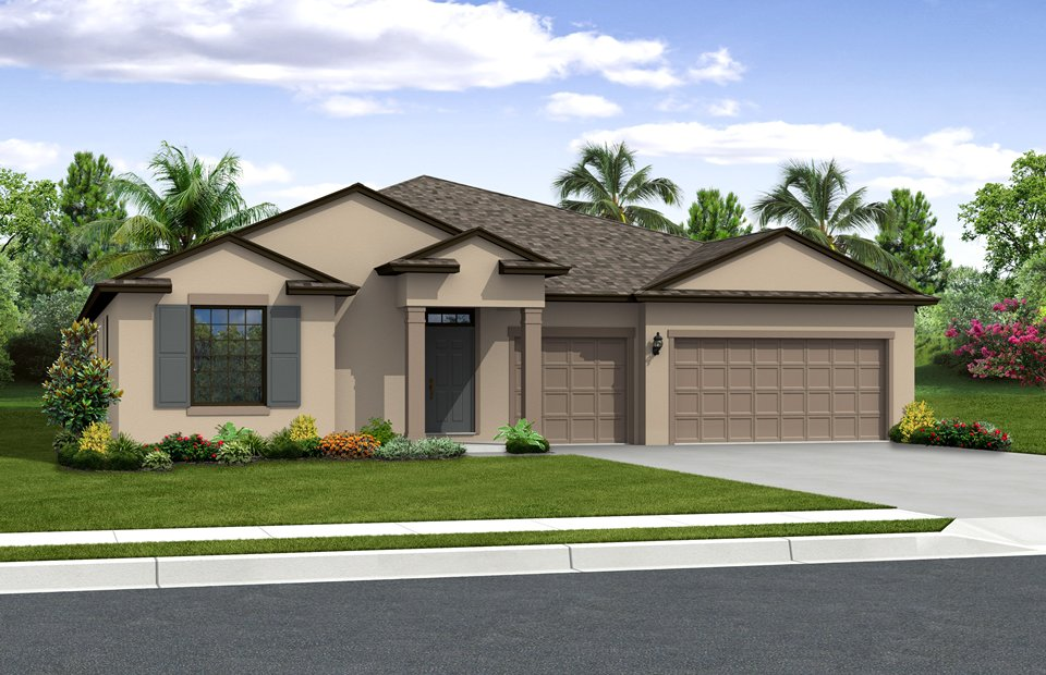 delighful single story home exterior to portfolio page a on - Single Story Home Exterior