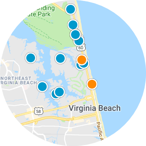 Oceana Real Estate Map Search