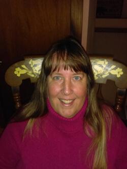 Kim Tracy Headshot