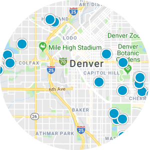 Parker Real Estate Map Search