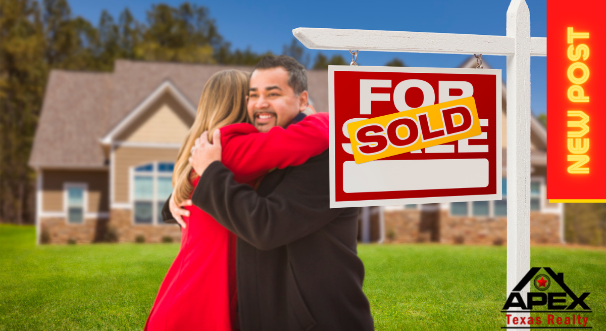 home selling excitement