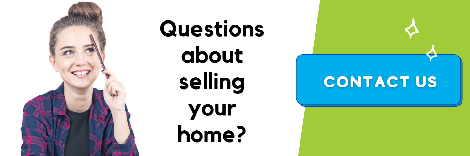 Questions about selling your home?