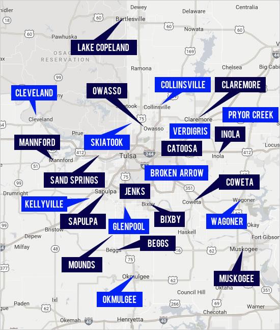 Explore Northeast Oklahoma Real Estate