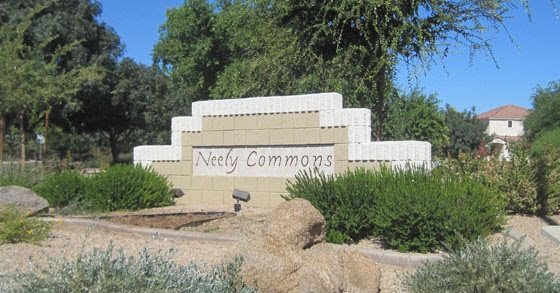 Neely commons entrance