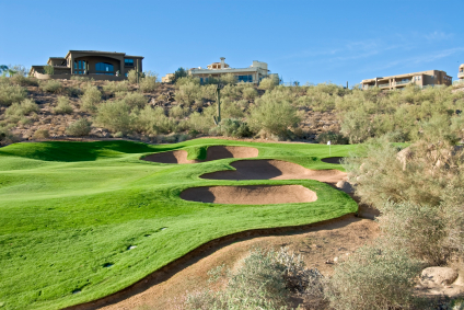 Golf Course Communities in Scottsdale