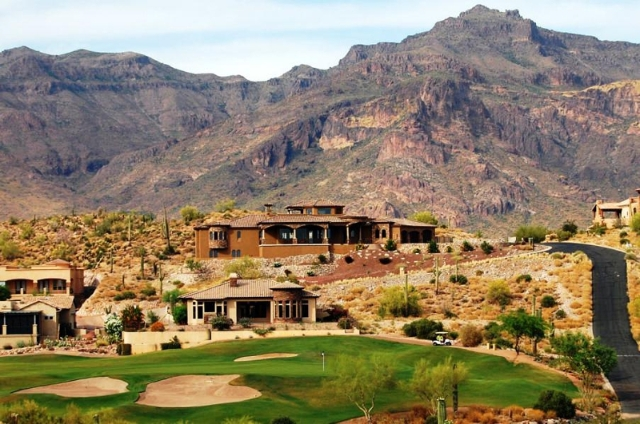 Apache Junction Mountain View Homes