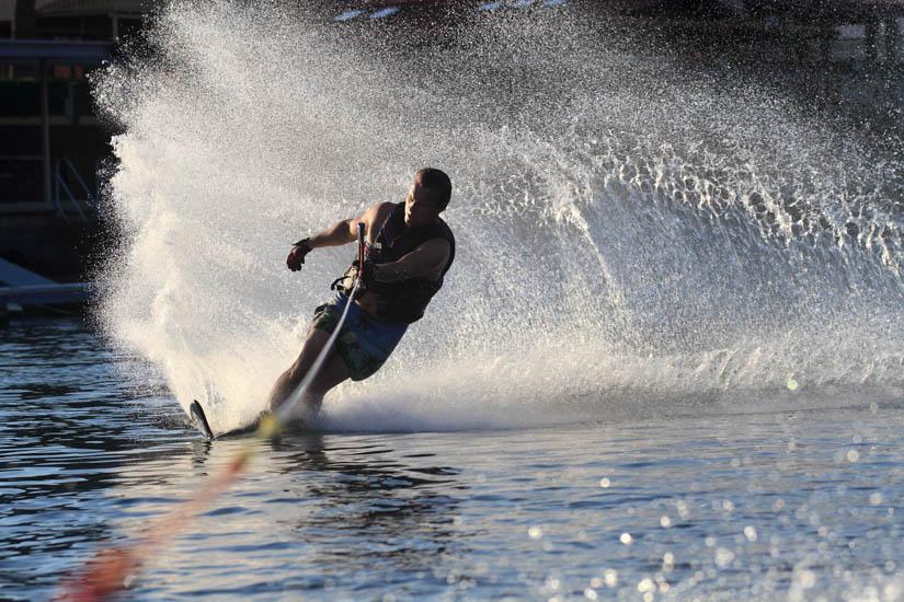 Water Ski Parker