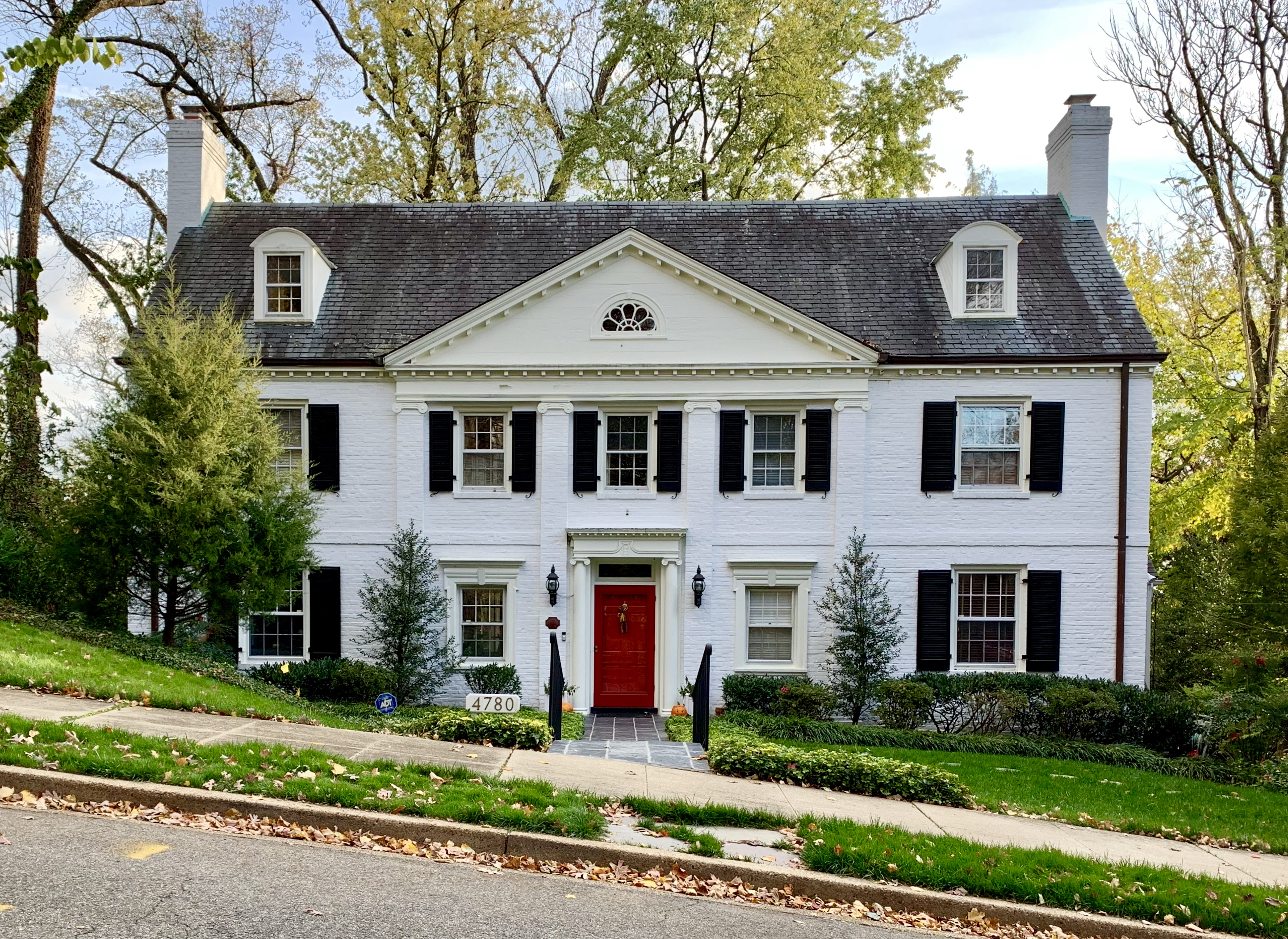 Foxhall Crescent, DC Luxury Real Estate and Homes For Sale. Dexter Street NW