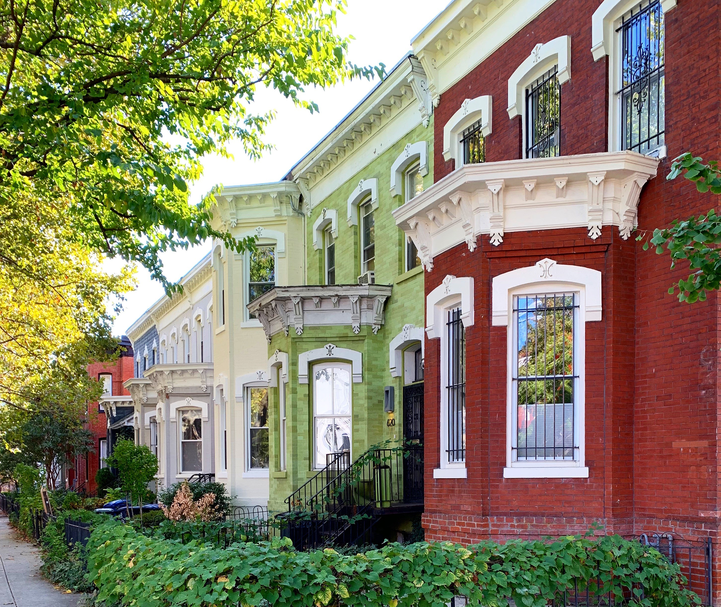 Luxury Real Estate & Homes For Sale in Shaw, Washington, DC. Marion Street NW. Artyom Shmatko Luxury Real Estate Agent