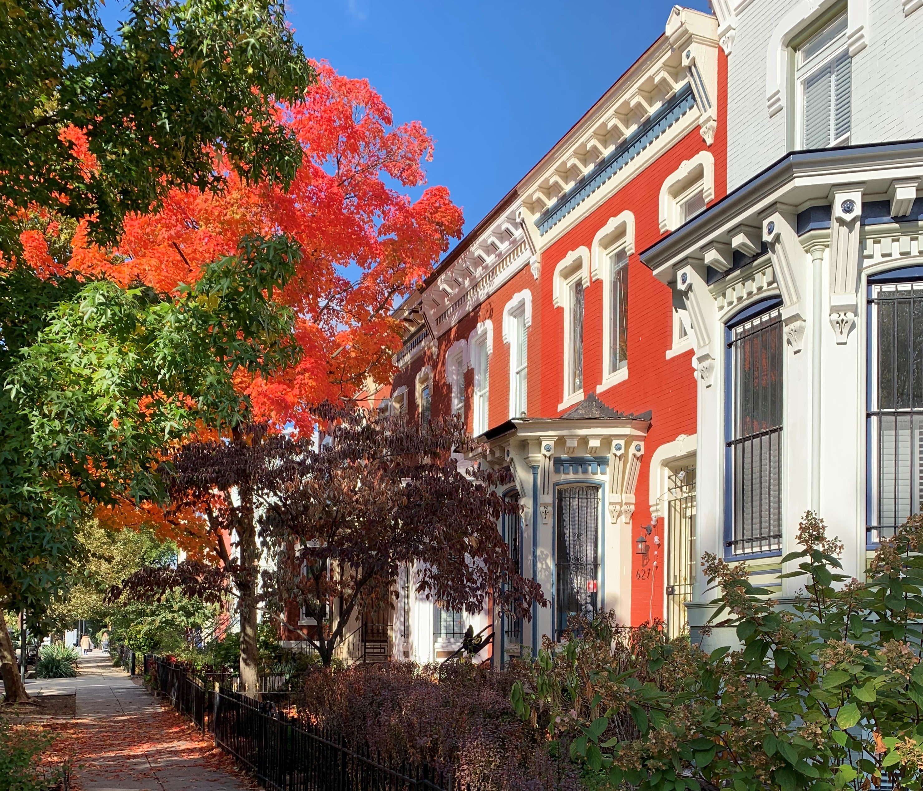 Luxury Real Estate & Homes For Sale in Shaw, Washington, DC. Marion and Q Street NW. Artyom Shmatko Luxury Real Estate Agent