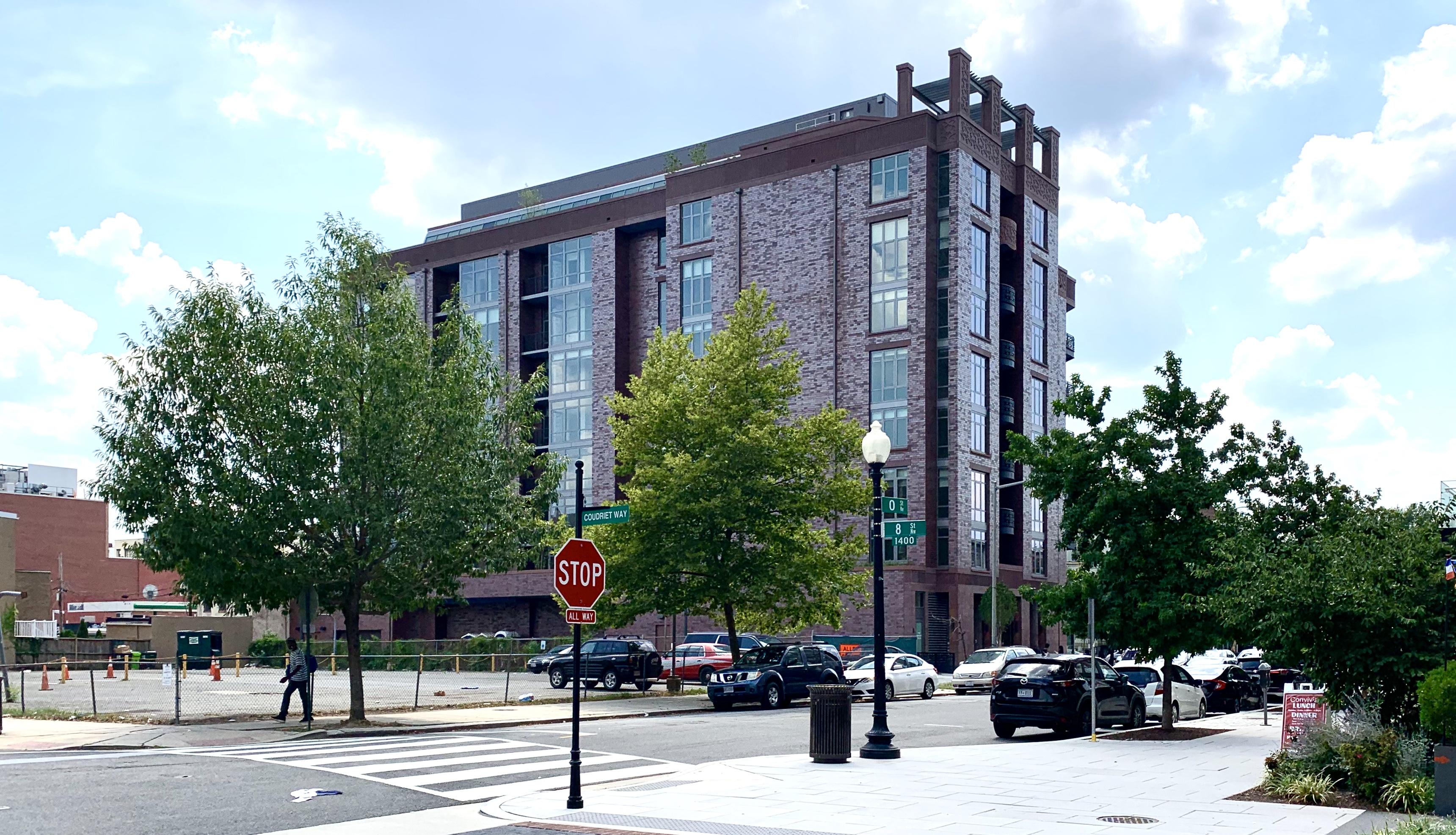 Perla in Shaw. New Construction Luxury Condos in Washington, DC