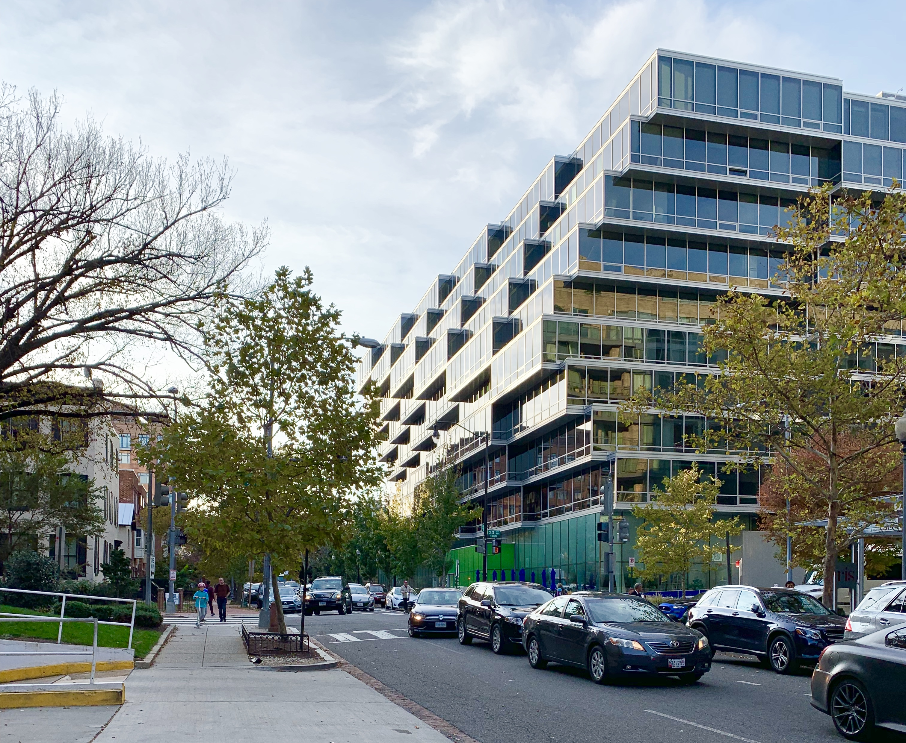 The Westlight in West End. New Construction Luxury Condos in Washington, DC