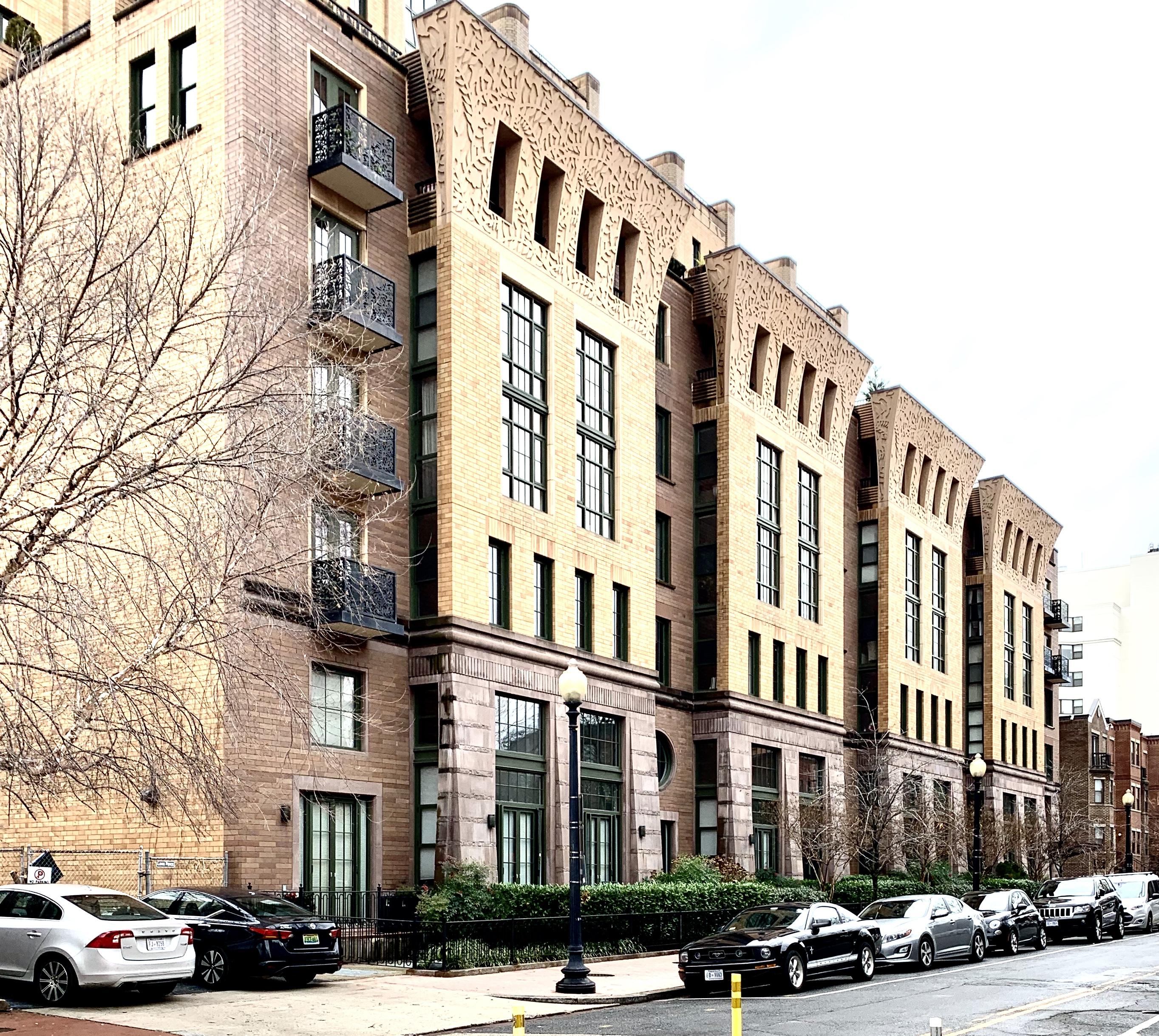 The Whitman in Mount Vernon Square. New Construction Luxury Condos in Washington, DC