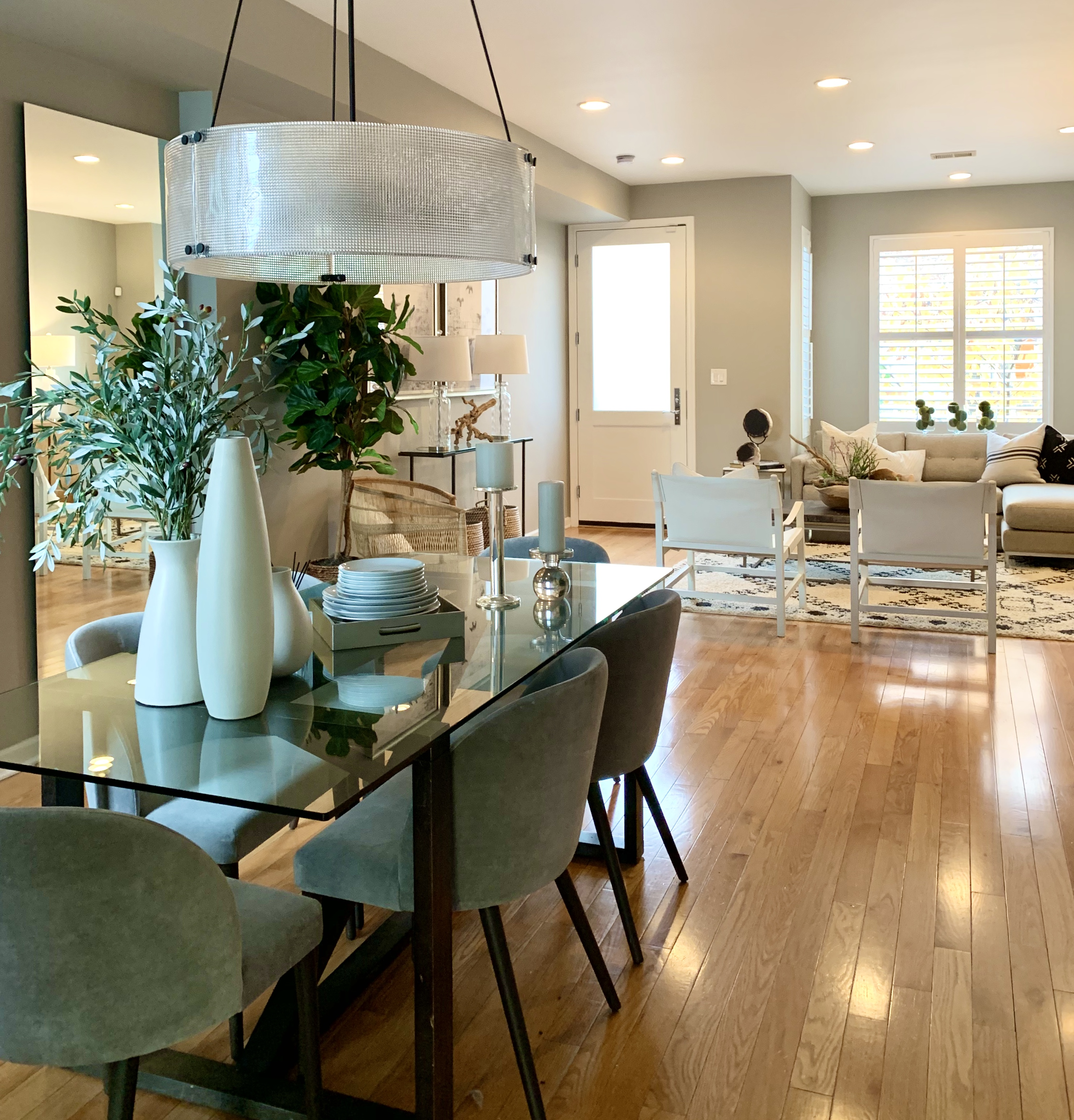 Open Concept Homes For Sale in Washington, DC. Flagler Place in Bloomingdale