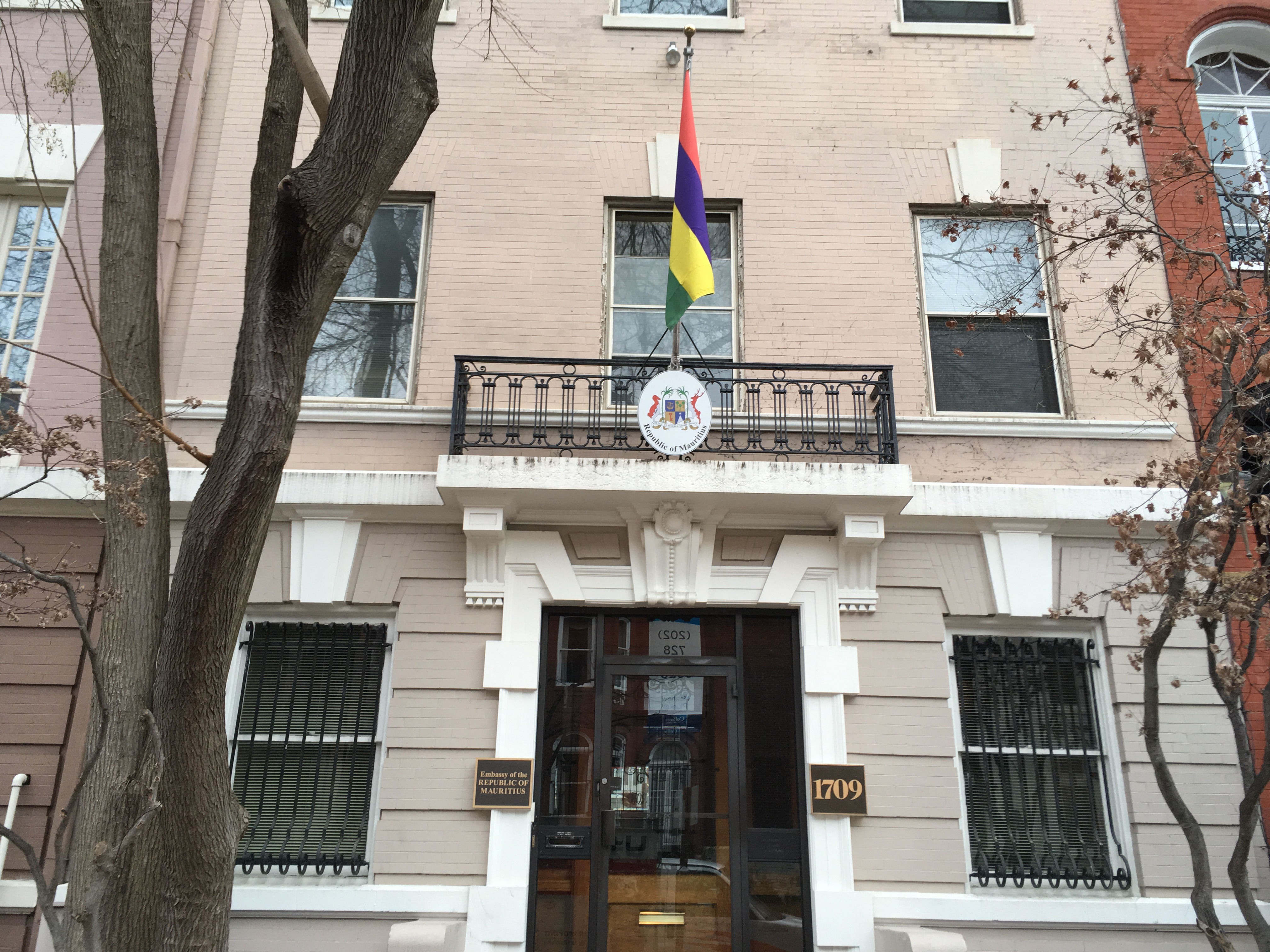 Real Estate & Homes For Sale Near The Embassy of Mauritius in Washington, DC. Artyom Shmatko Luxury Real Estate Agent