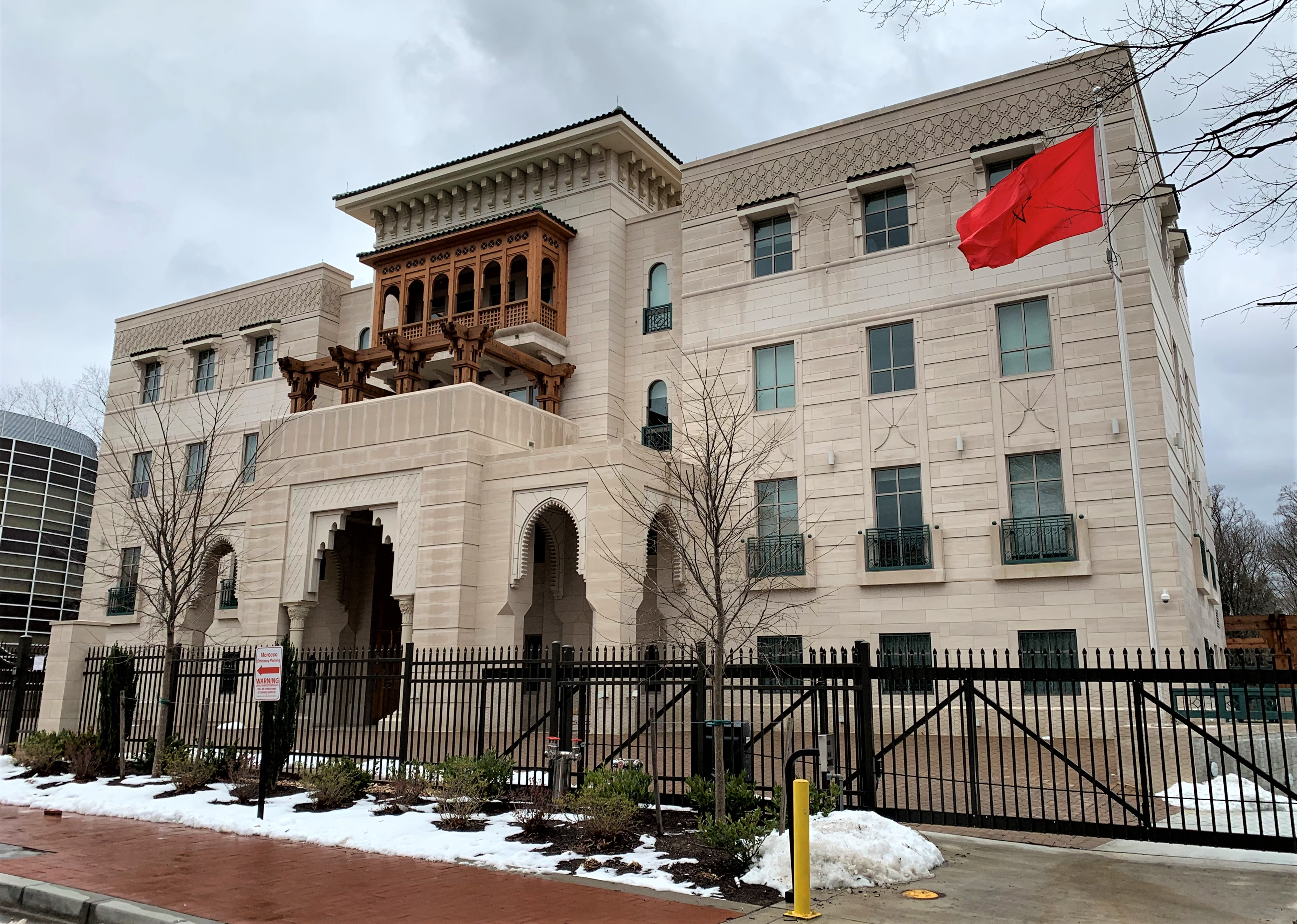 Real Estate & Homes For Sale Near The Embassy of Morocco in Washington, DC. Artyom Shmatko Luxury Real Estate Agent