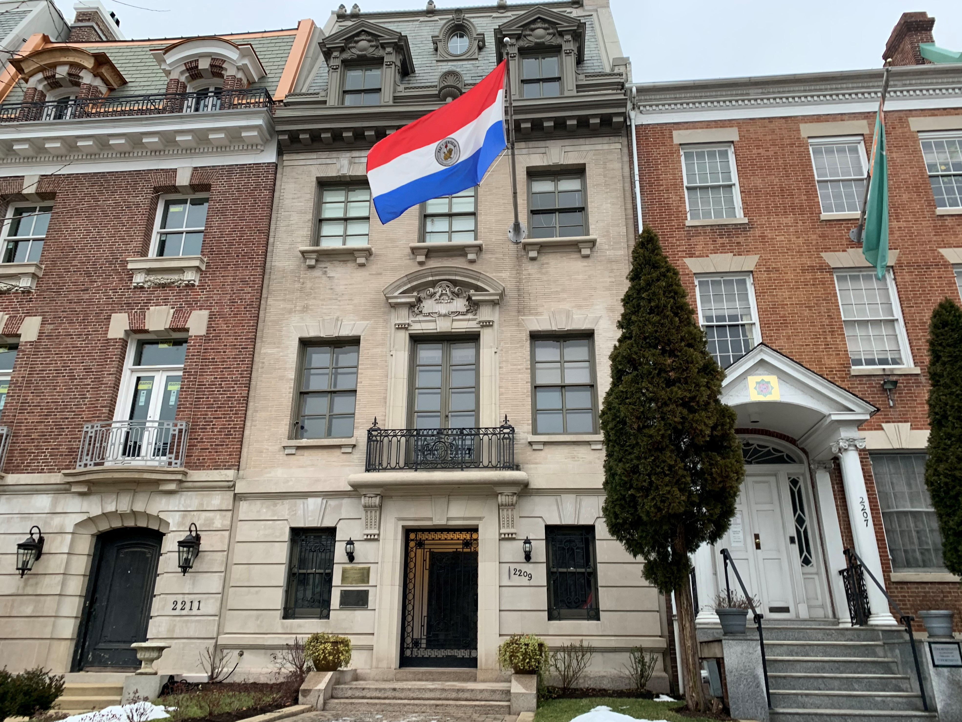 Real Estate & Homes For Sale Near The Embassy of Paraguay in Washington, DC. Artyom Shmatko Luxury Real Estate Agent