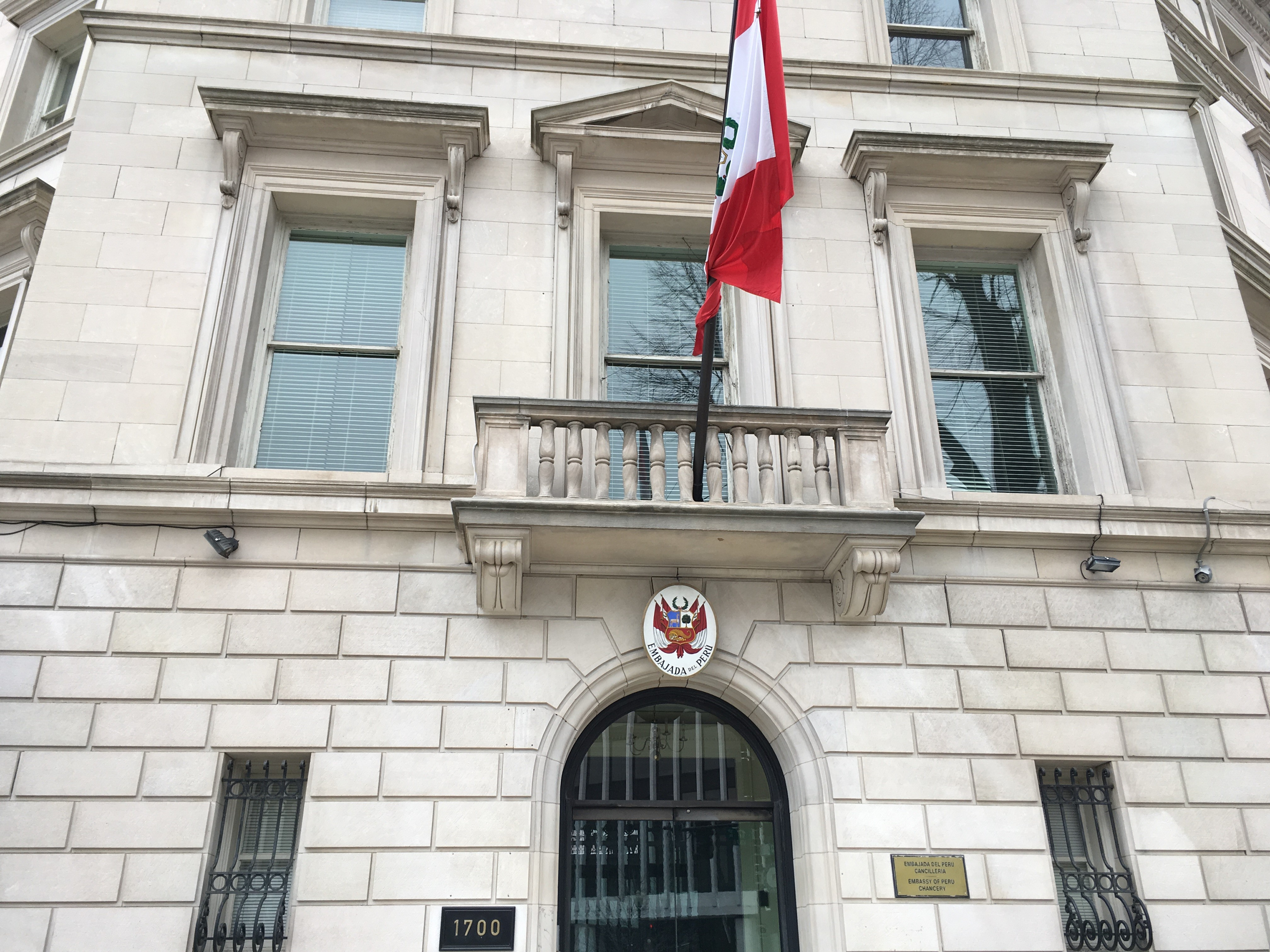 Real Estate & Homes For Sale Near The Embassy of Peru in Washington, DC. Artyom Shmatko Luxury Real Estate Agent