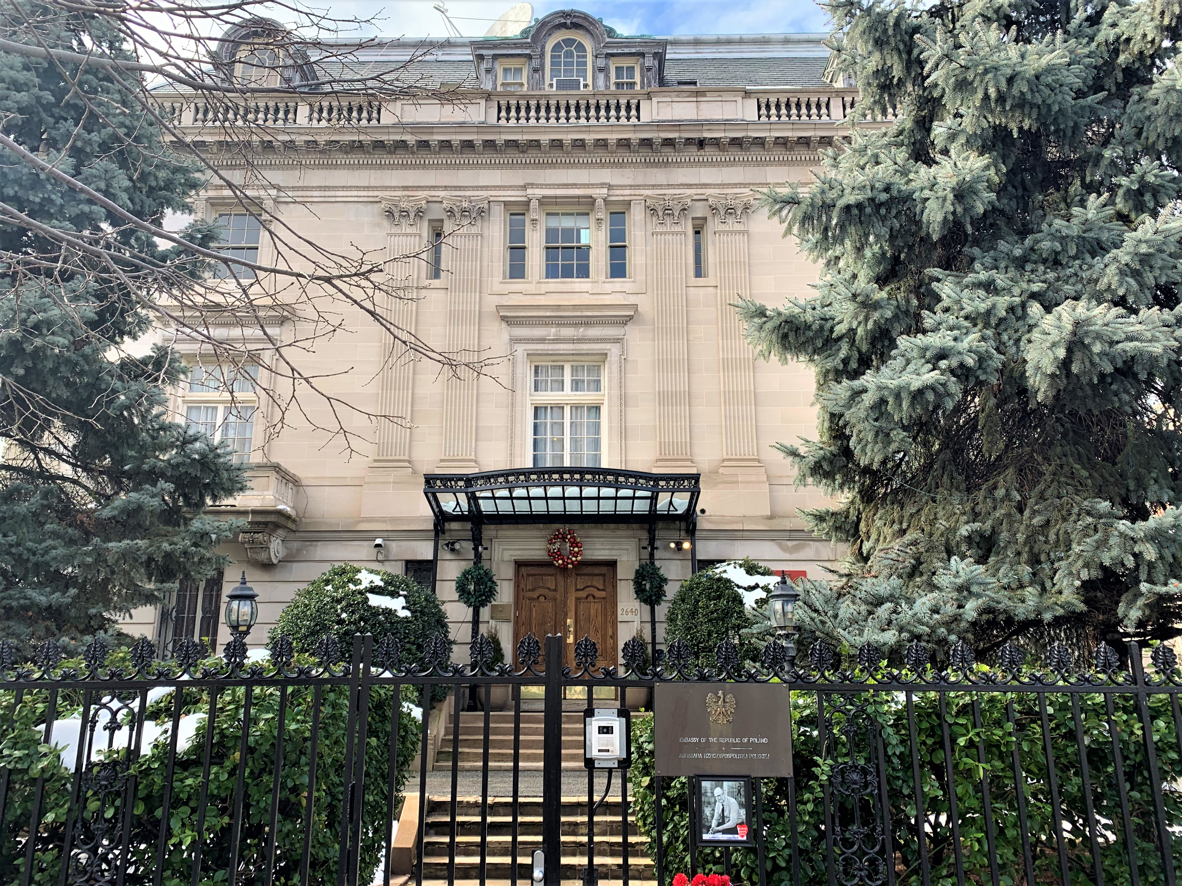 Real Estate & Homes For Sale Near The Embassy of Poland in Washington, DC. Artyom Shmatko Luxury Real Estate Agent