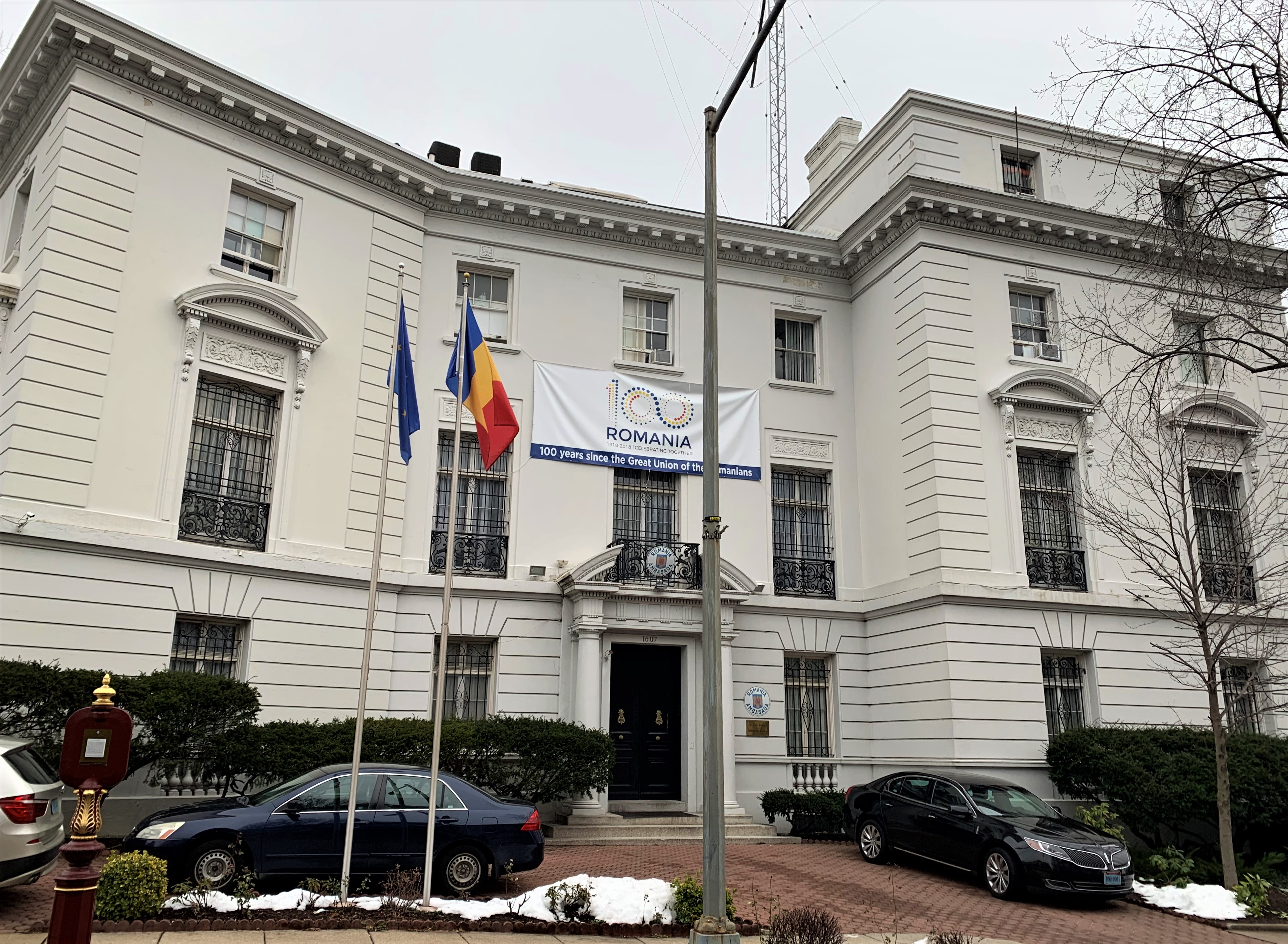 Real Estate & Homes For Sale Near The Embassy of Romania in Washington, DC. Artyom Shmatko Luxury Real Estate Agent