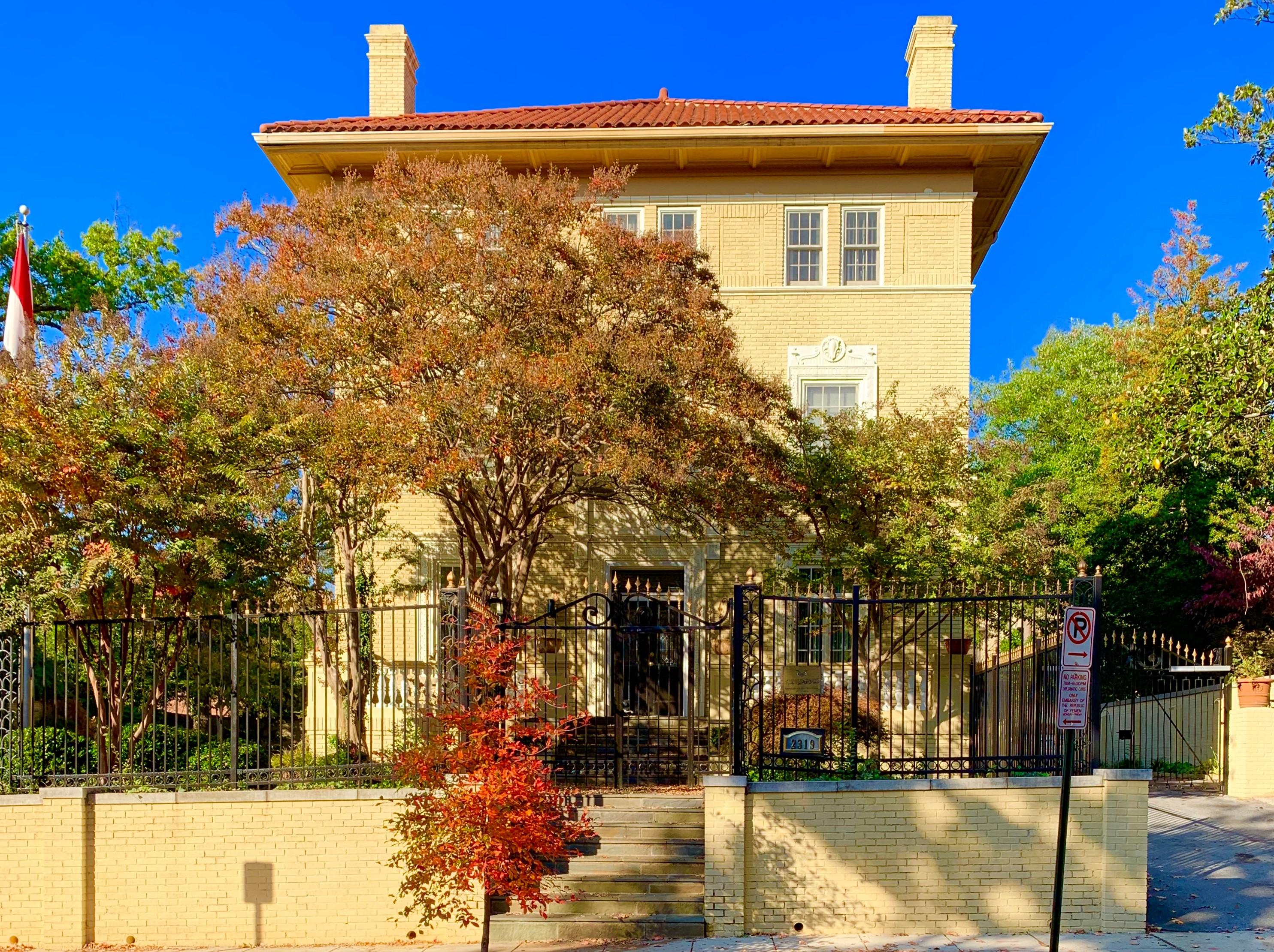 Real Estate & Homes For Sale Near The Embassy of Yemen in Washington, DC. Artyom Shmatko Luxury Real Estate Agent