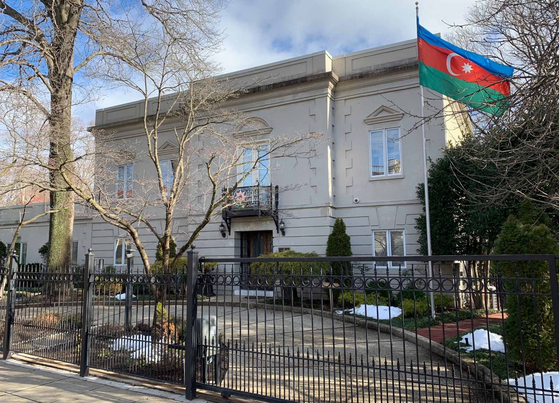 Real Estate and Homes For Sale Near the Embassy of Azerbaijan in Washington, DC. Artyom Shmatko Realtor