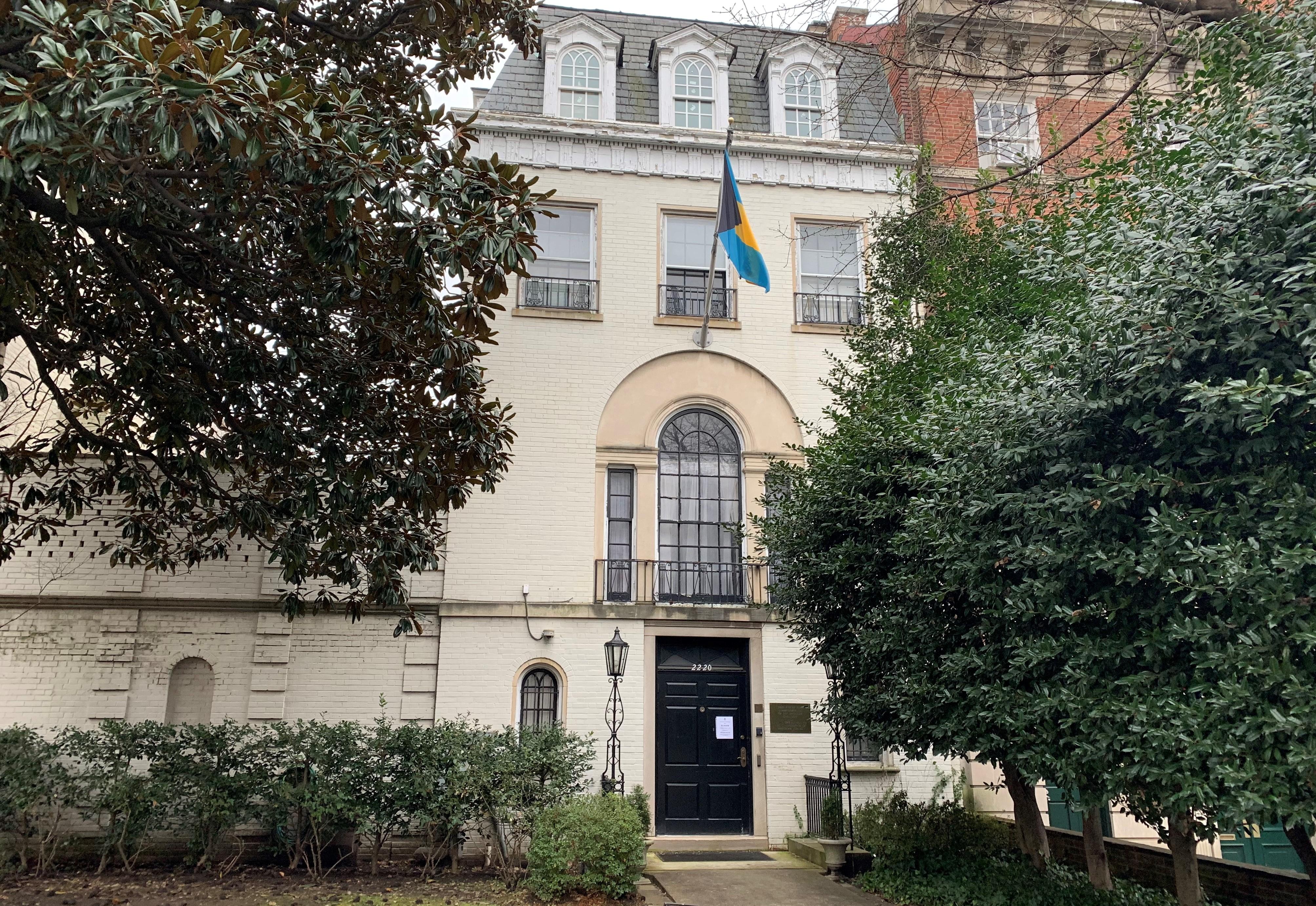 Real Estate and Homes For Sale Near the Embassy of Bahamas in Washington, DC. Artyom Shmatko Realtor