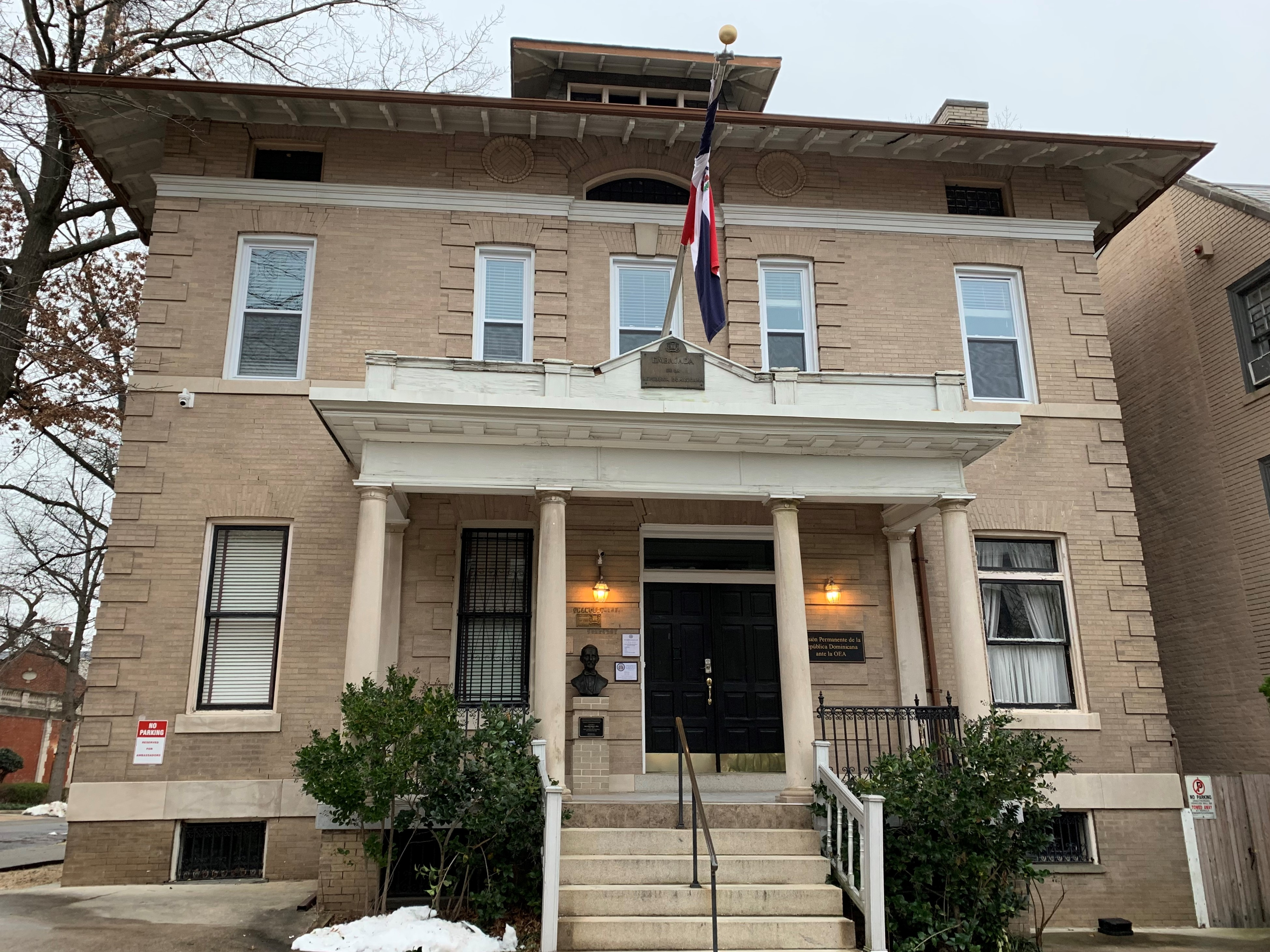 Real Estate and Homes For Sale Near the Embassy of Dominicana in Washington, DC. Artyom Shmatko Realtor