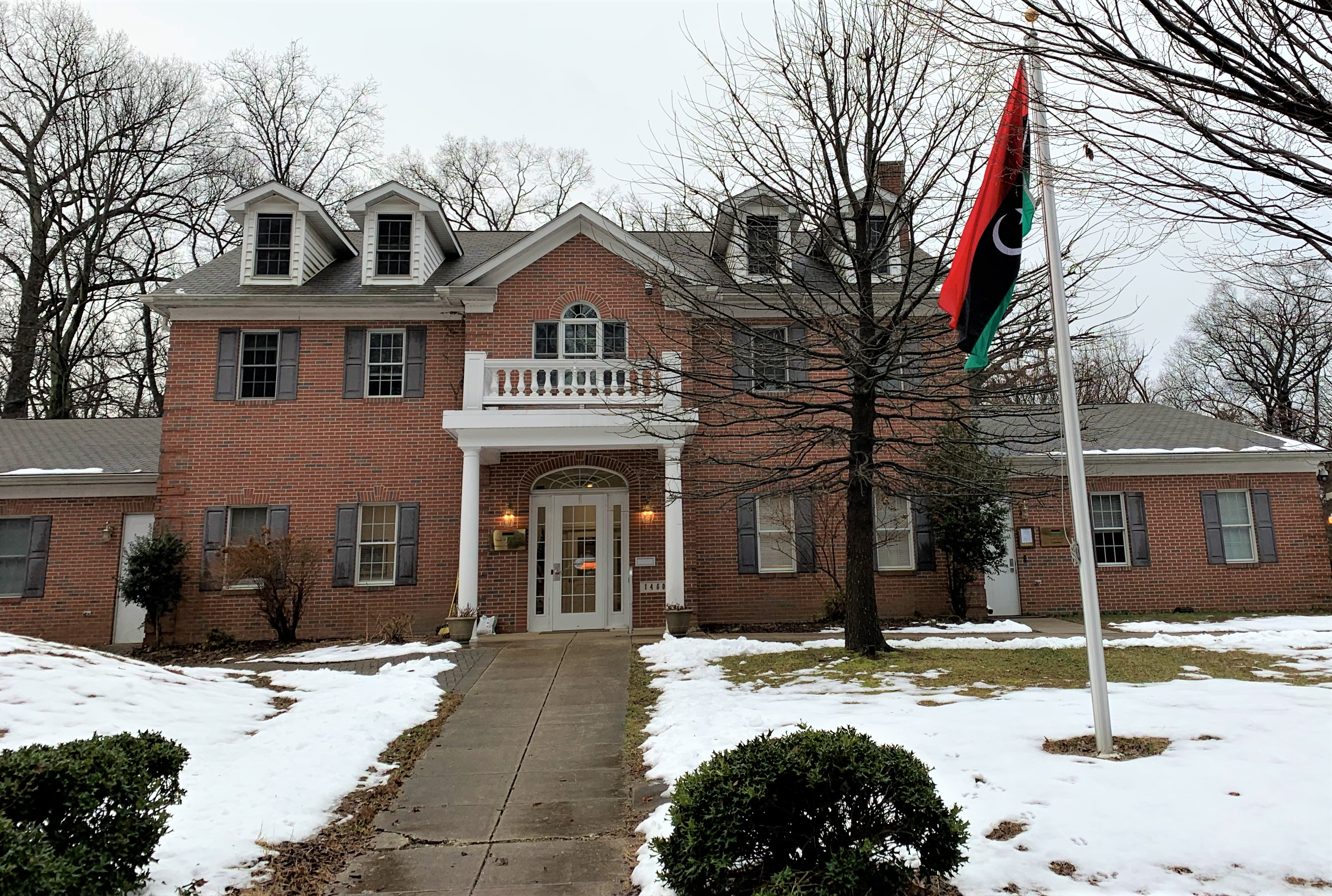 Real Estate and Homes For Sale Near the Embassy of Libya in Washington, DC. Artyom Shmatko Realtor