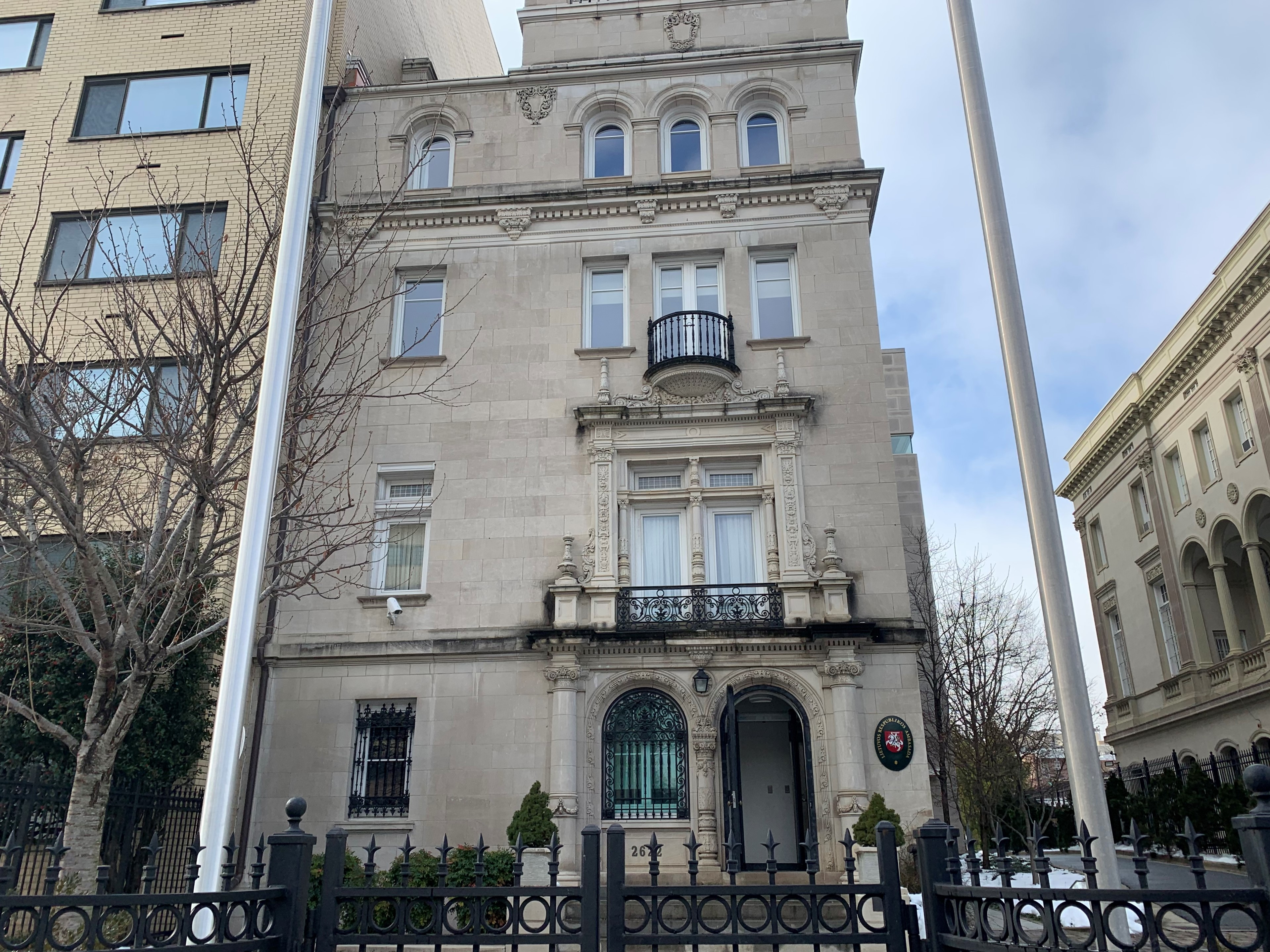 Real Estate and Homes For Sale Near the Embassy of Lithuania in Washington, DC. Artyom Shmatko Realtor