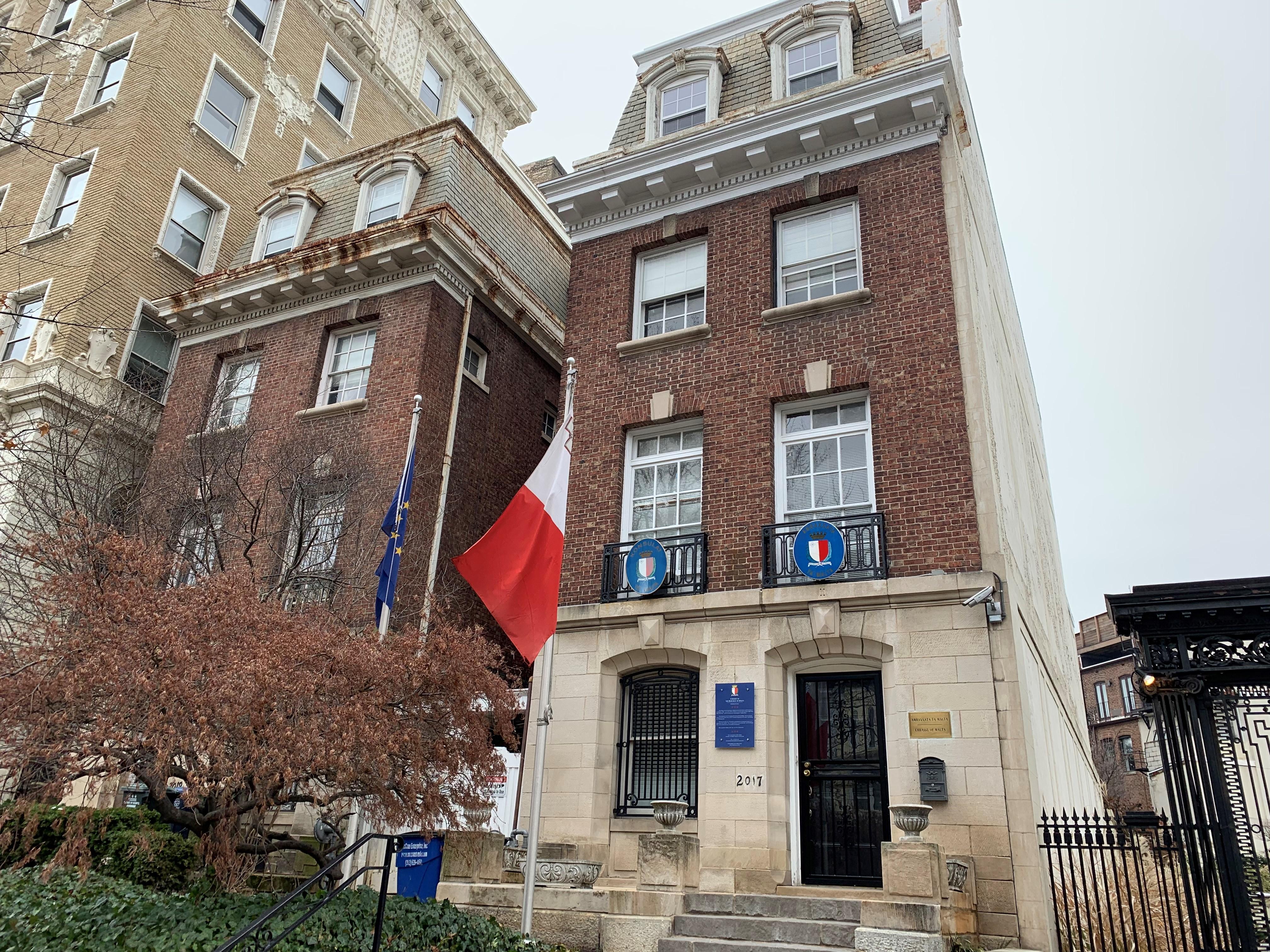 Real Estate and Homes For Sale Near the Embassy of Malta in Washington, DC. Artyom Shmatko Realtor