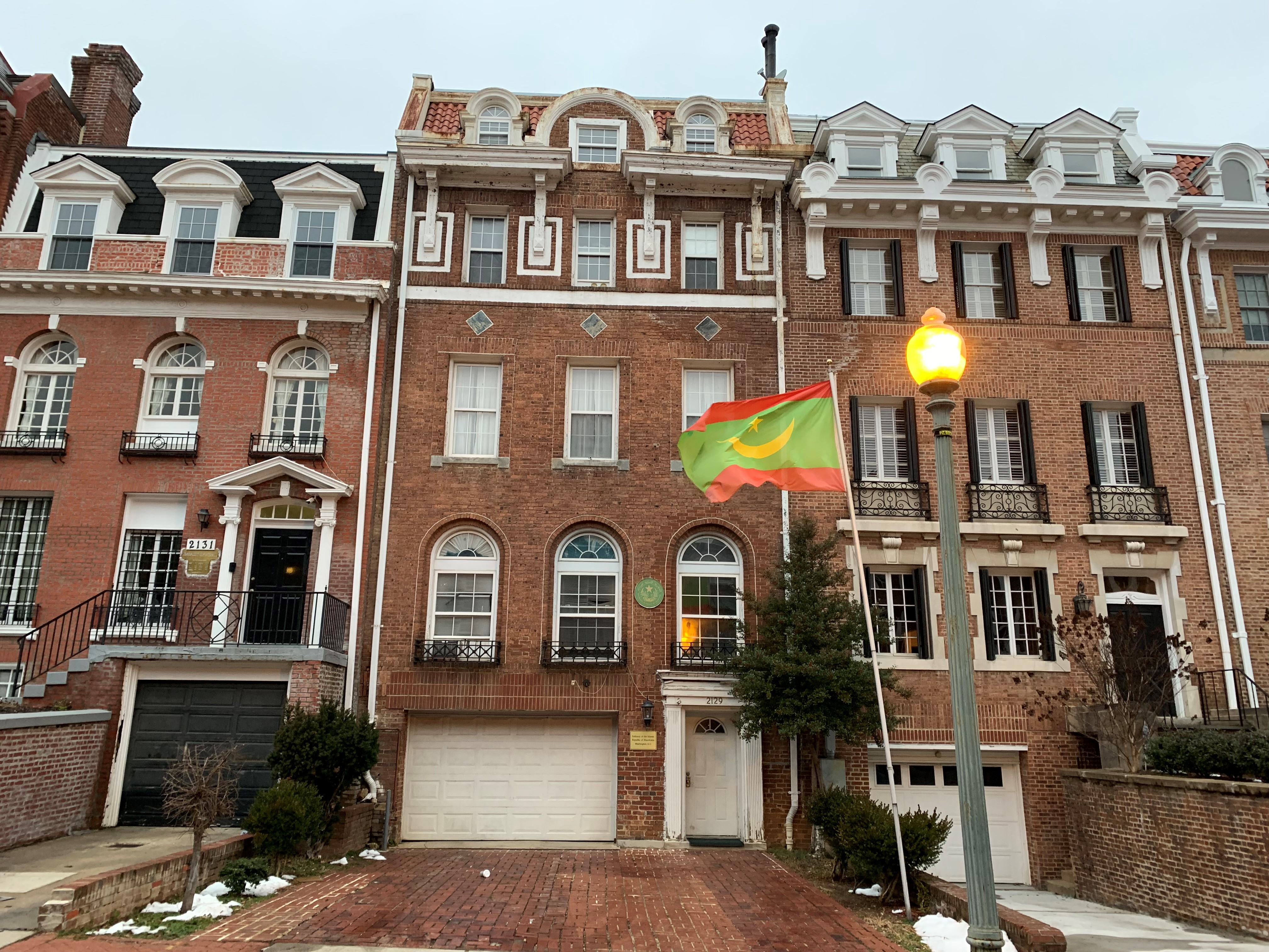 Real Estate and Homes For Sale Near the Embassy of Mauritania in Washington, DC. Artyom Shmatko Luxury Real Estate Agent