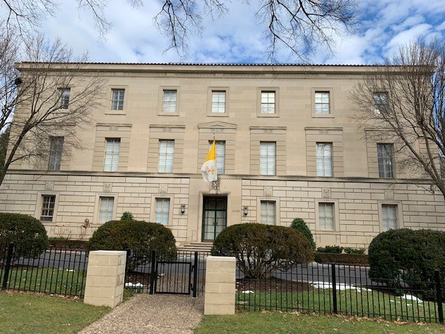 Real Estate and Homes For Sale Near the Embassy of the Holy See (Vatican City) in Washington, DC. Artyom Shmatko Realtor