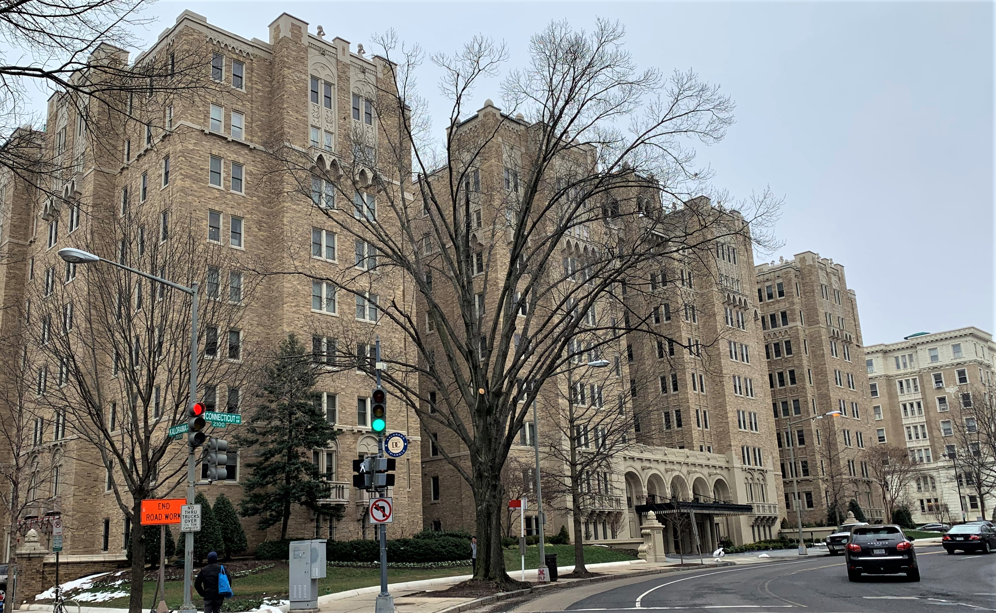 Washington, DC Beaux Arts Style Condos For Sale. 2101 Connecticut. Artyom Shmatko Luxury Real Estate Agent