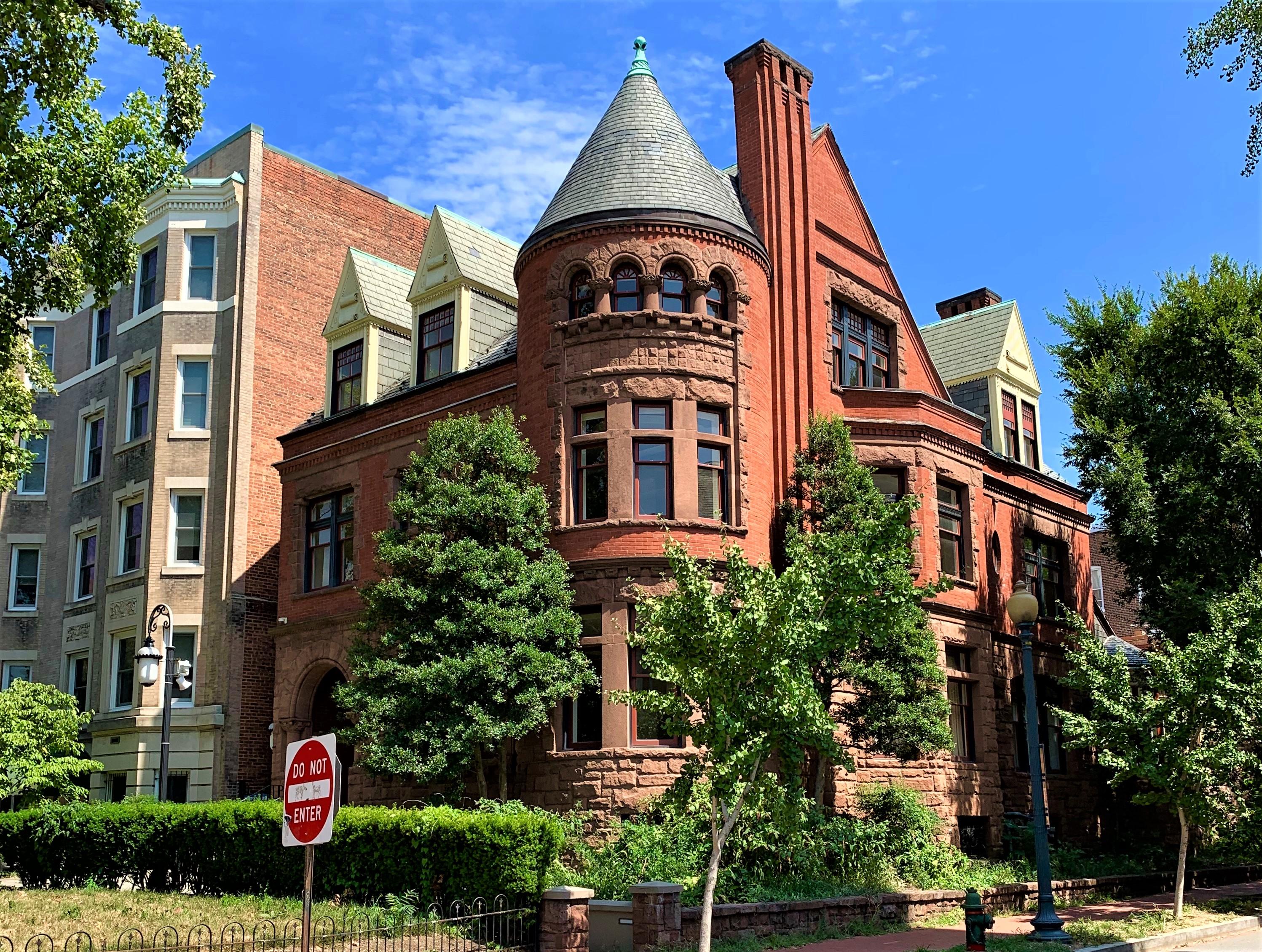 Washington, DC Detached Homes For Sale. Dupont Circle. Artyom Shmatko Realtor in DC, MD, VA