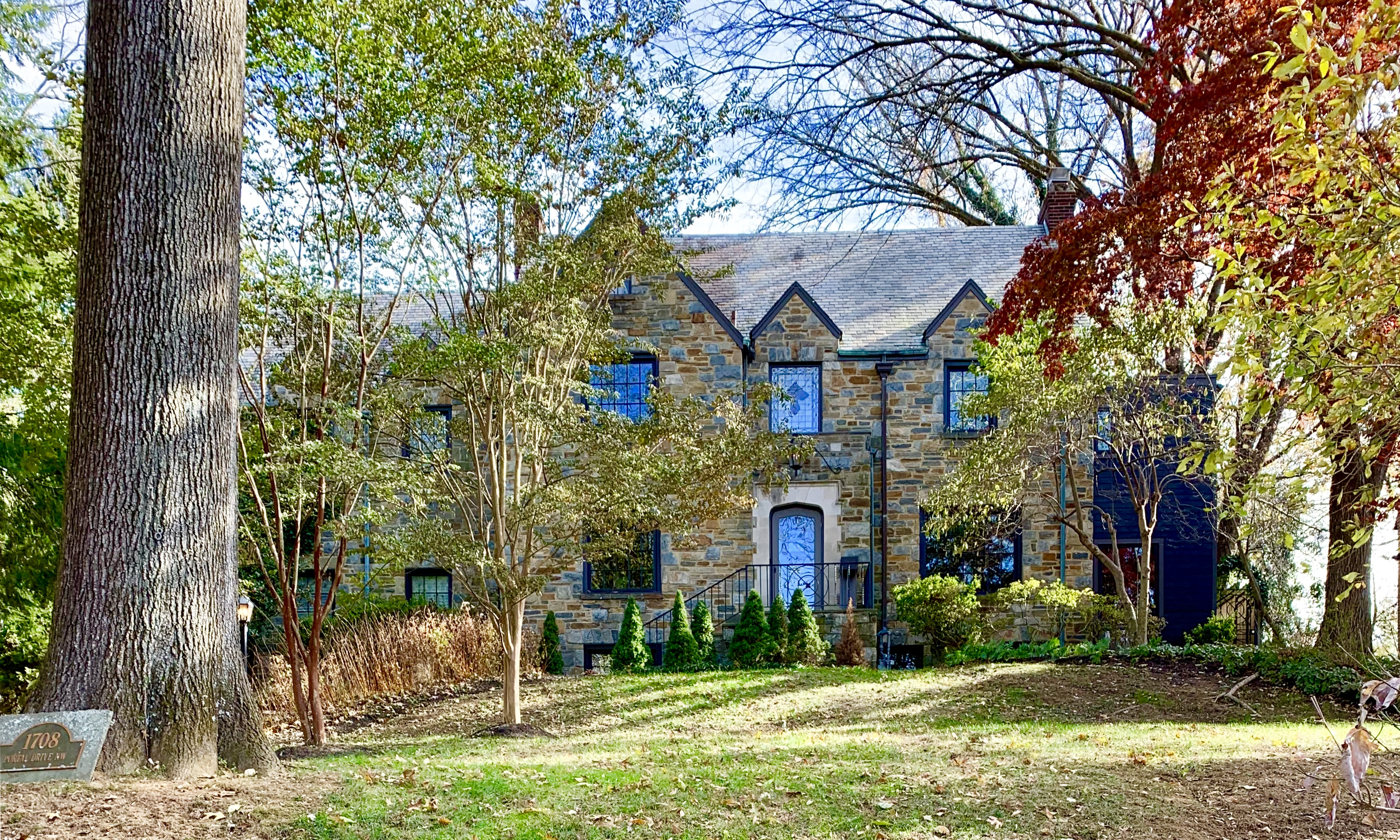 Washington, DC Detached Homes For Sale. Portal Dr in Colonial Village. Art Shmatko Luxury Real Estate Agent