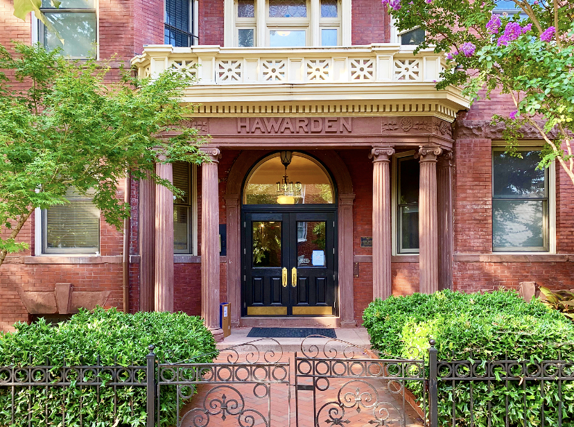 Washington, DC Historic Condos and Coops For Sale. The Hawarden. Artyom Shmatko Luxury Real Estate Agent