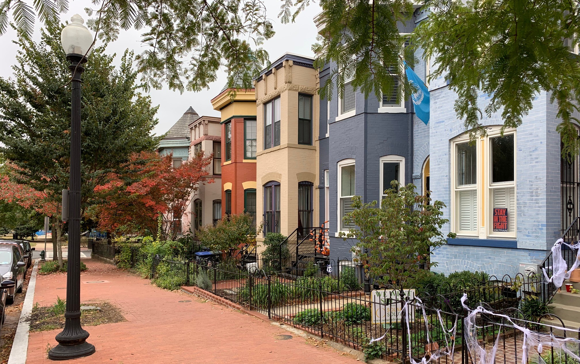 Washington, DC Historic Homes For Sale. 2nd St SE in Capitol Hill. Artyom Shmatko Luxury Real Estate Agent