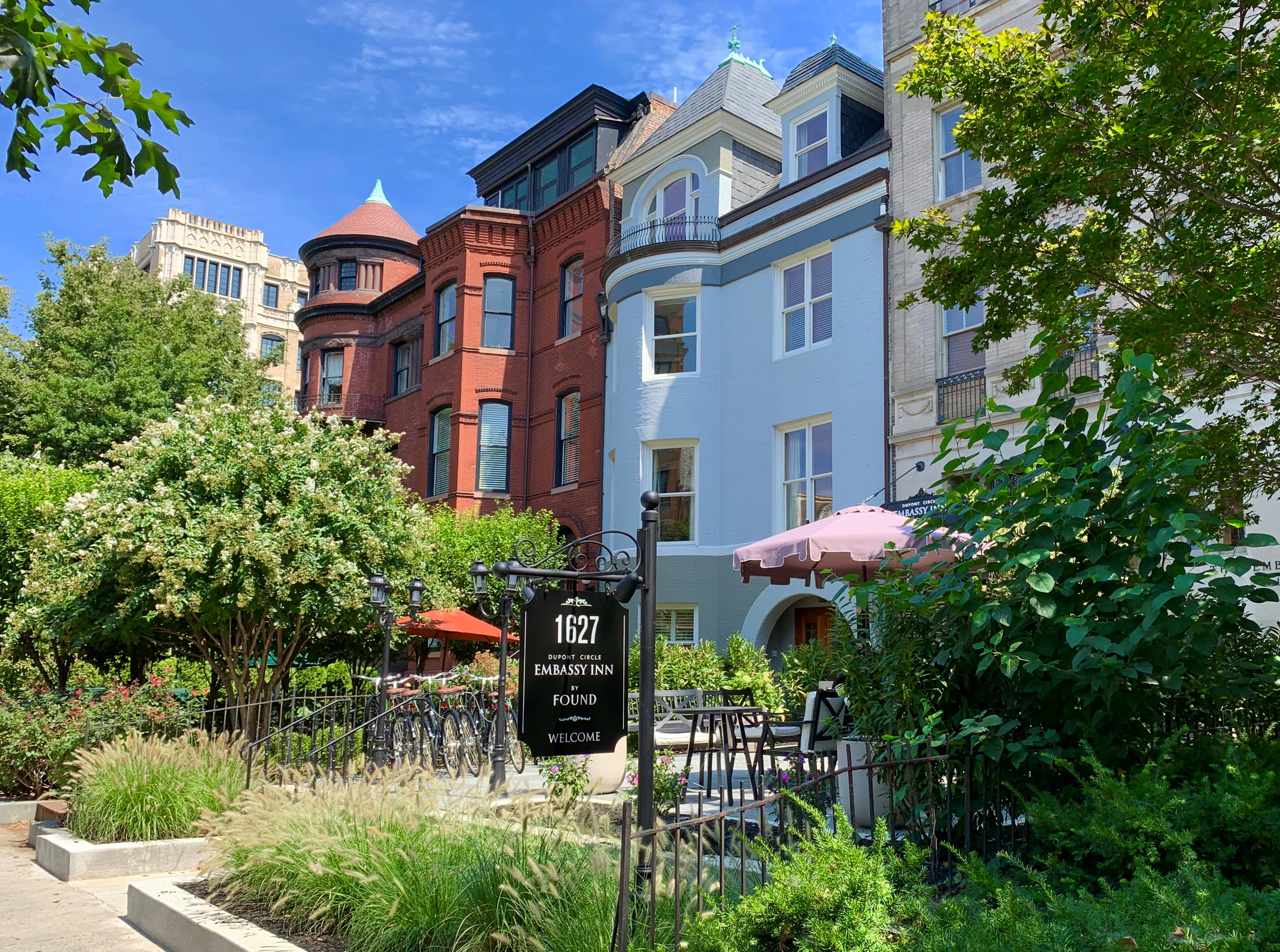 Washington, DC Historic Homes For Sale. Dupont Circle. Artyom Shmatko Realtor