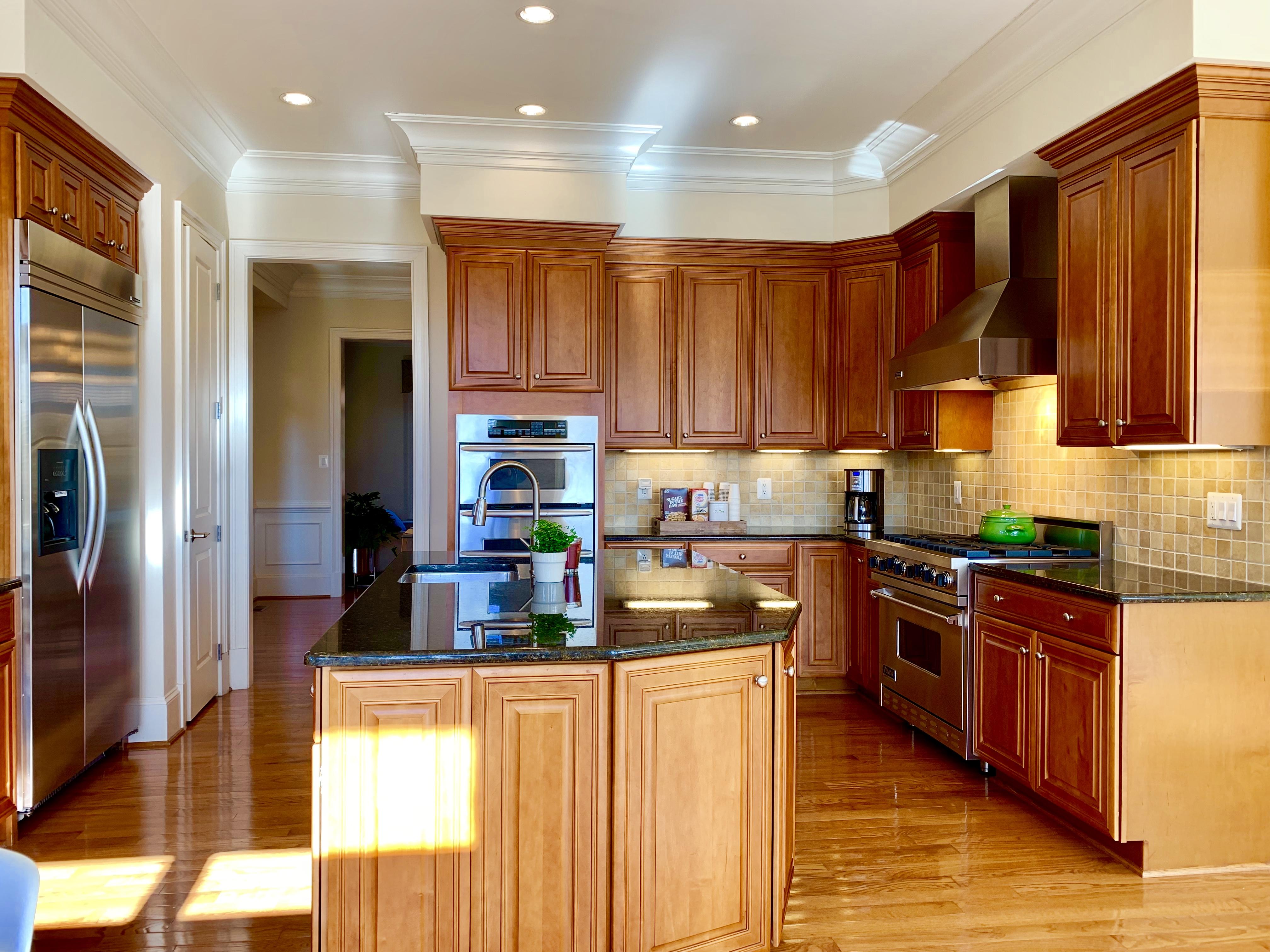 Washington, DC Homes With Gourmet Kitchen