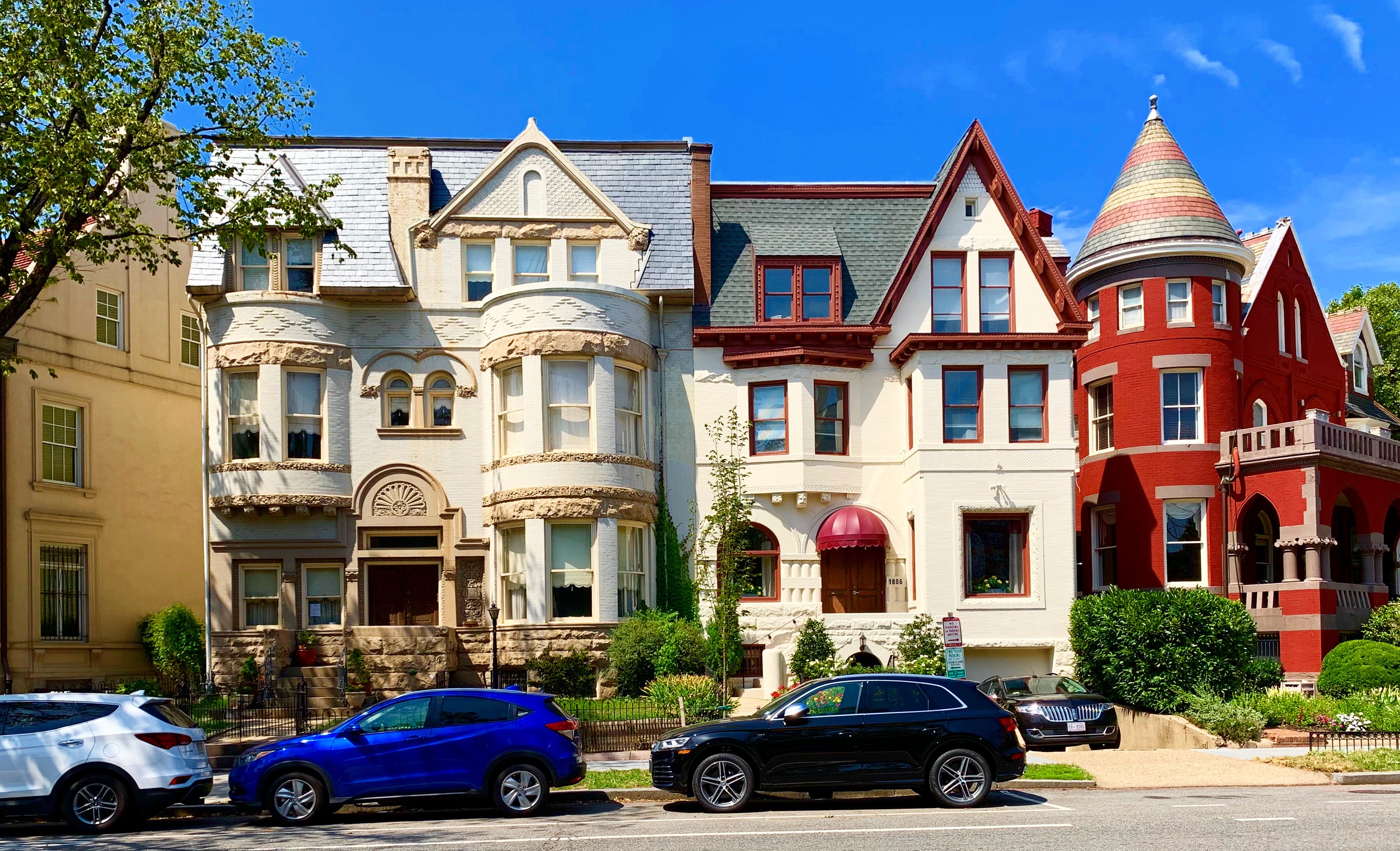 Washington, DC Luxury Homes For Sale. Near Dupont Circle. Artyom Shmatko Realtor.