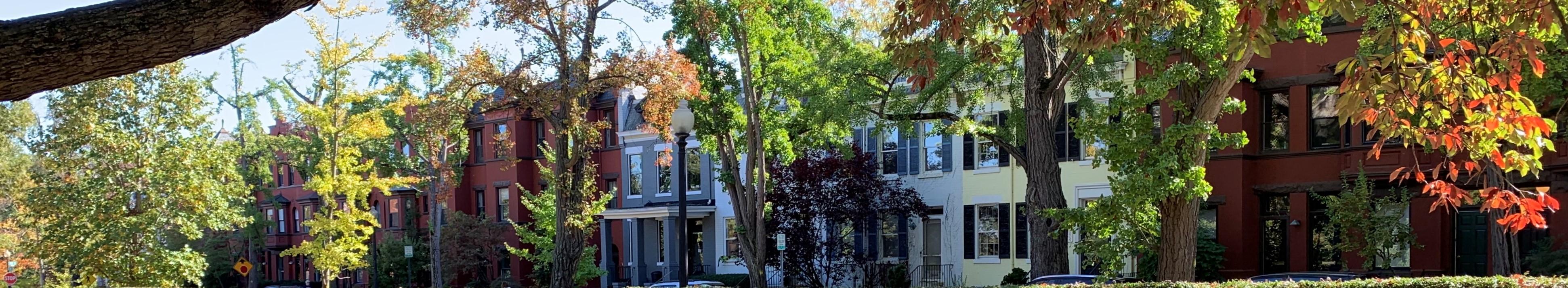 Washington, DC Luxury Homes For Sale. Near Montrose Park in Georgetown. Artyom Shmatko Realtor