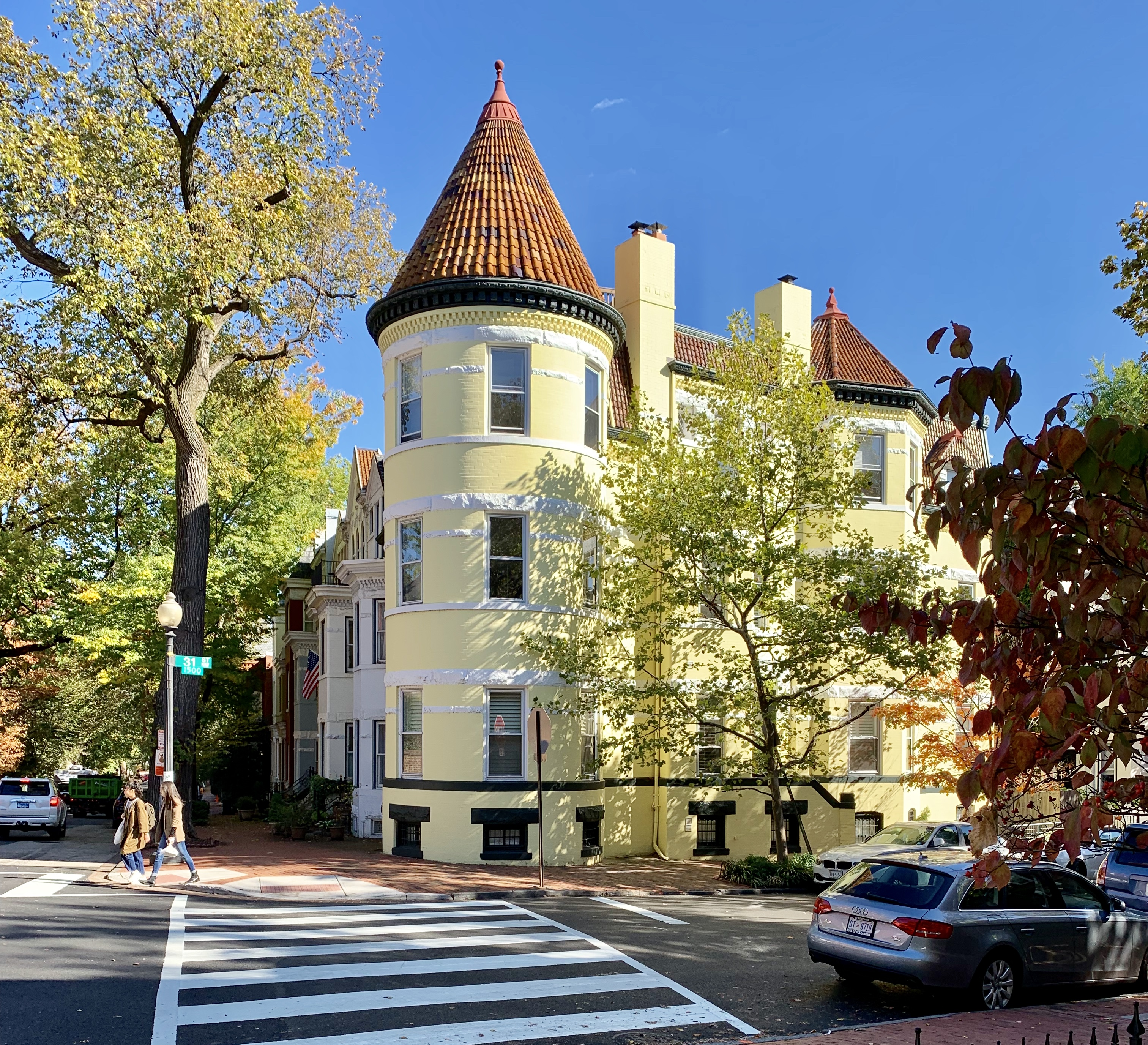 Washington, DC Luxury Real Estate & Homes For Sale. 31th Street in Georgetown. Artyom Shmatko Luxury Real Estate Agent.