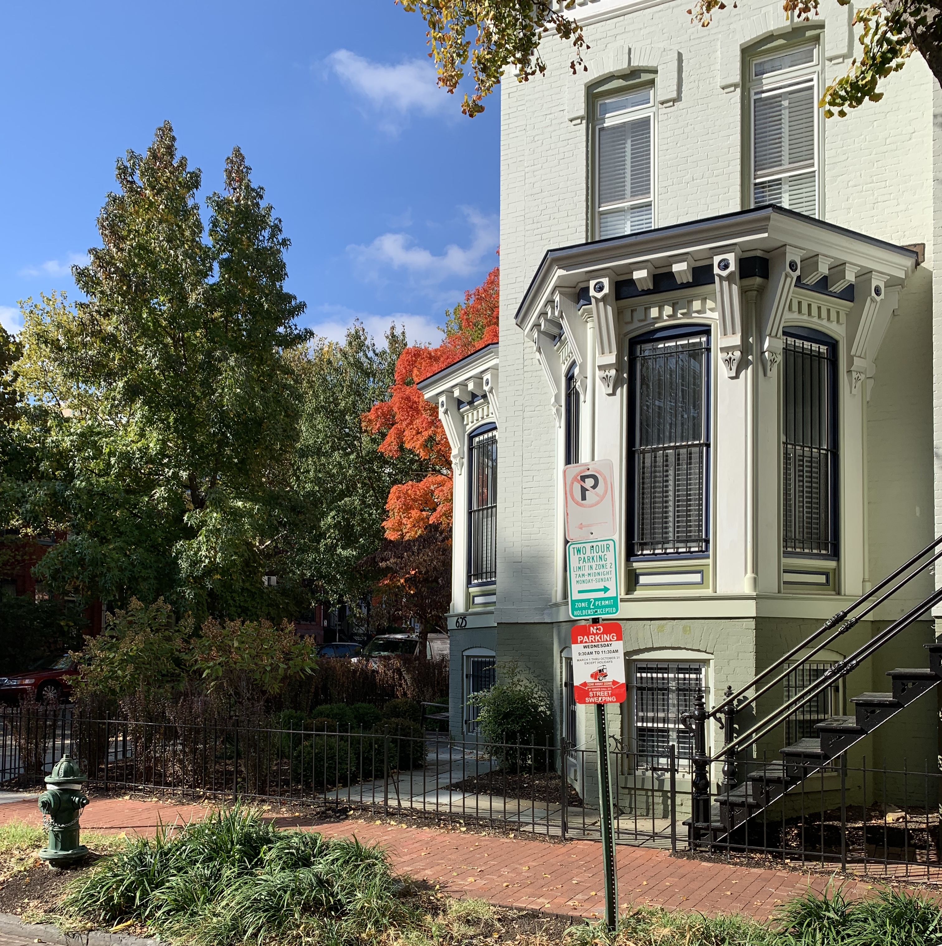 Washington, DC Luxury Real Estate & Homes For Sale. Marion Street in Shaw. Artyom Shmatko Luxury Real Estate Agent.