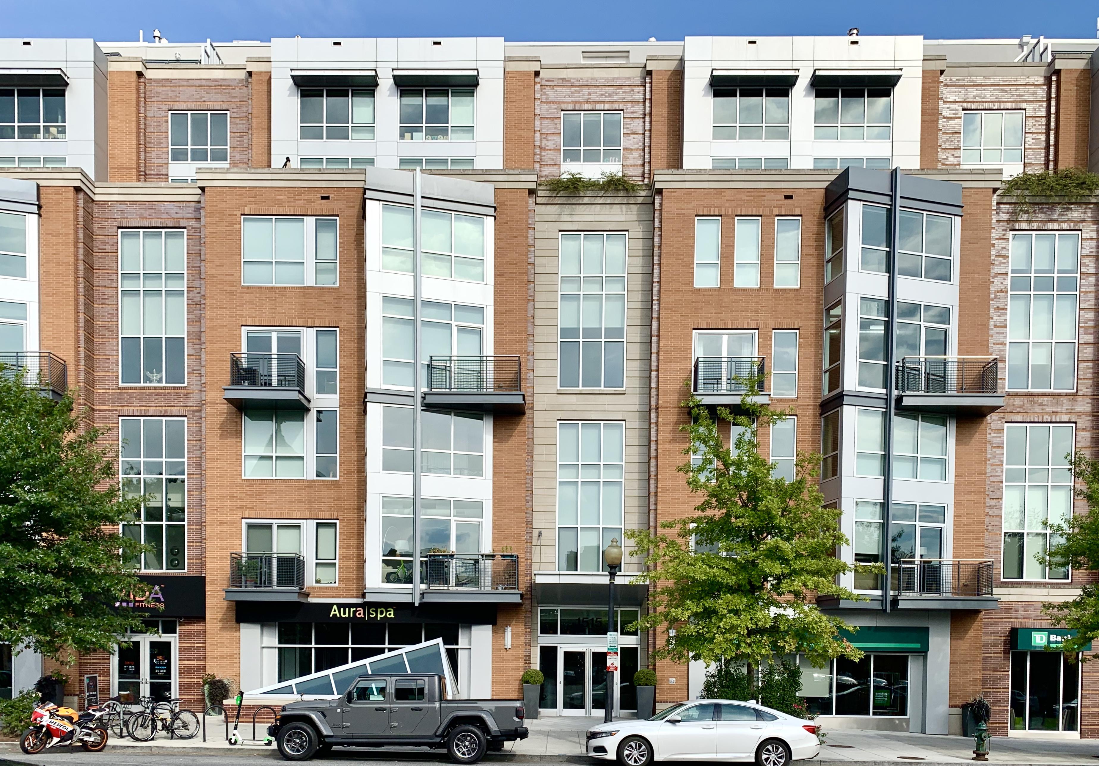 Washington, DC Mid-Rise Condos For Sale. The Metropole Condos in Logan Circle