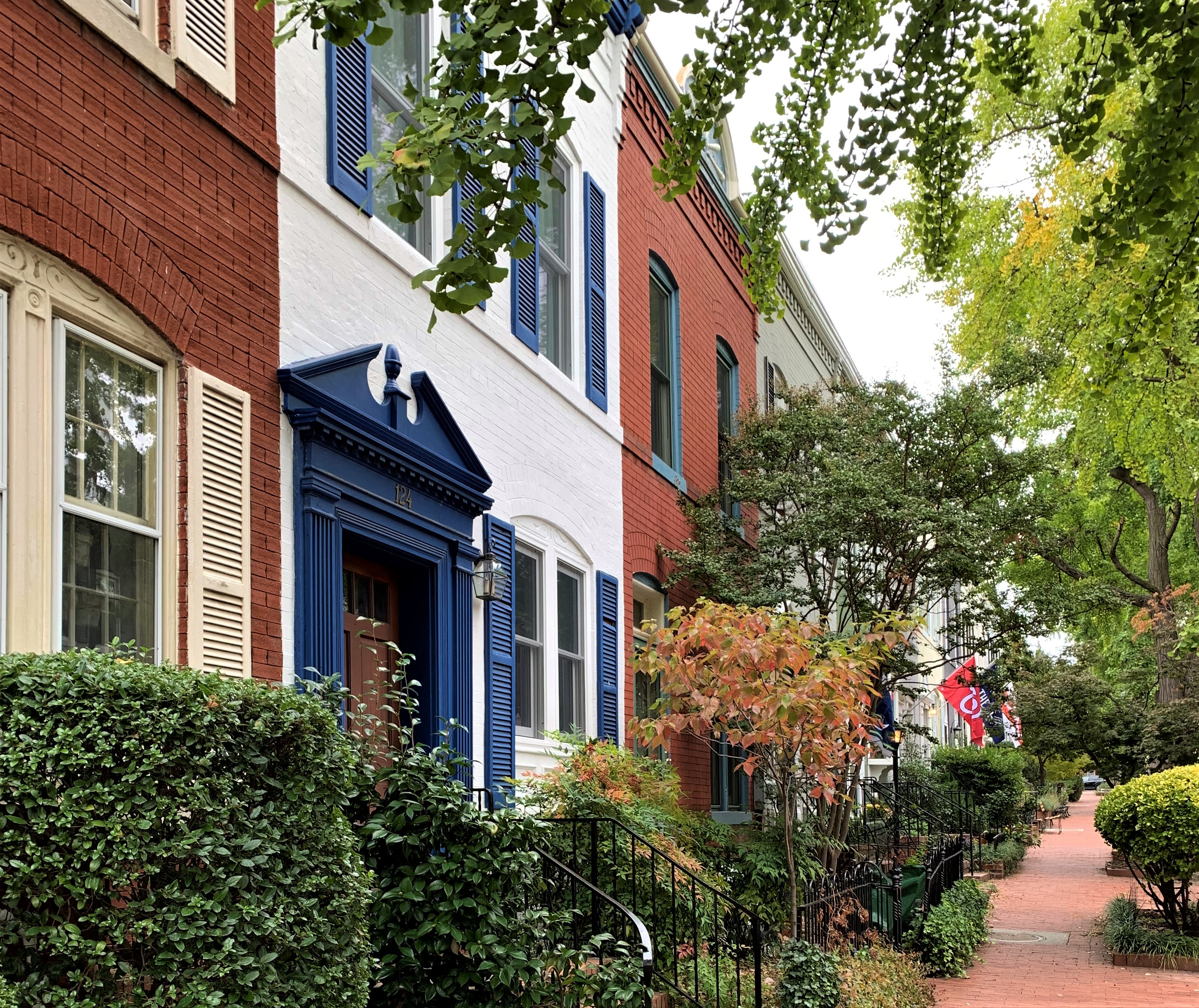 Washington, DC Row Homes For Sale. Capitol Hill. Artyom Shmatko Realtor