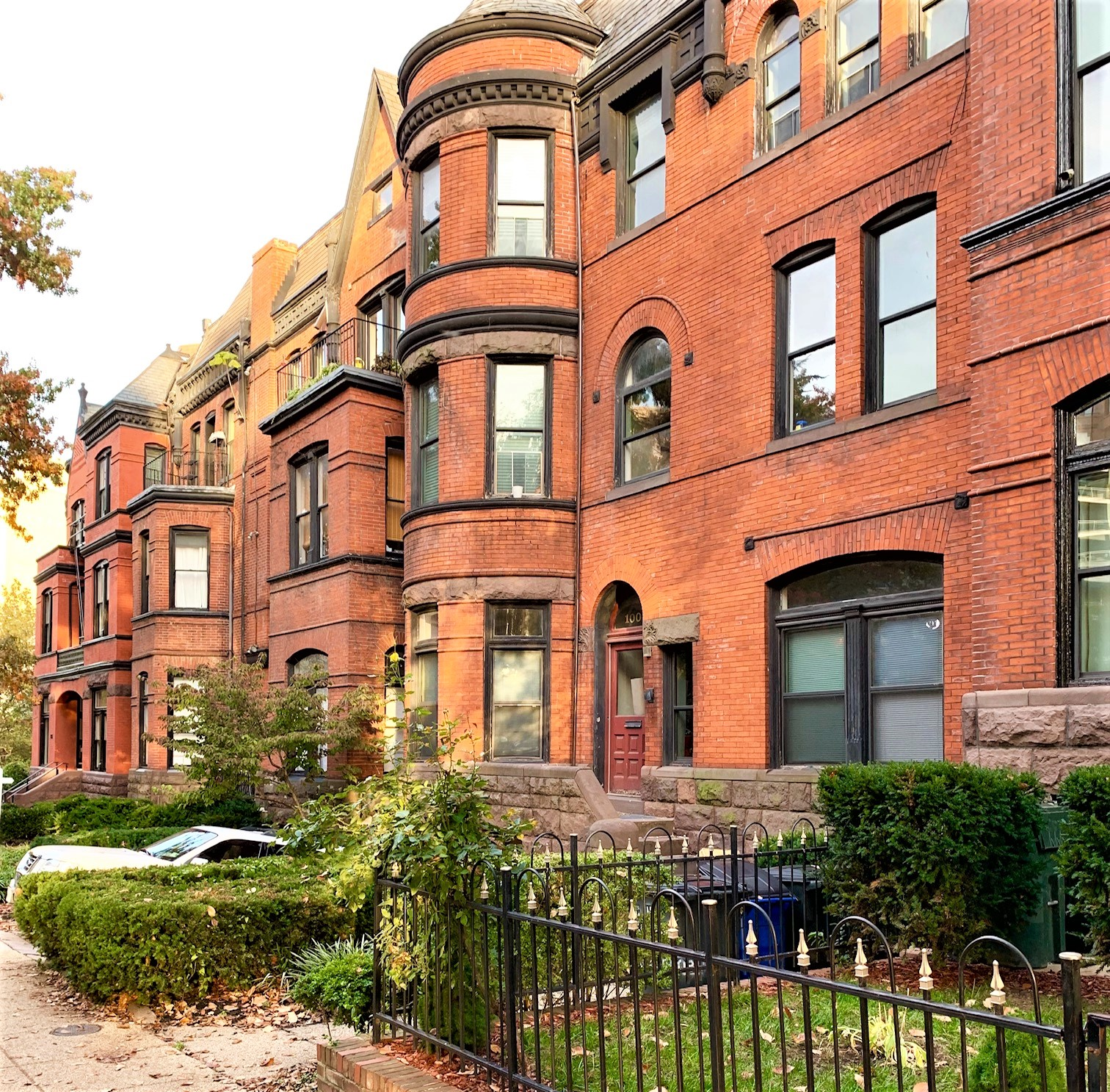 Washington, DC Townhomes For Sale. West End. Artyom Shmatko Luxury Real Estate Agent