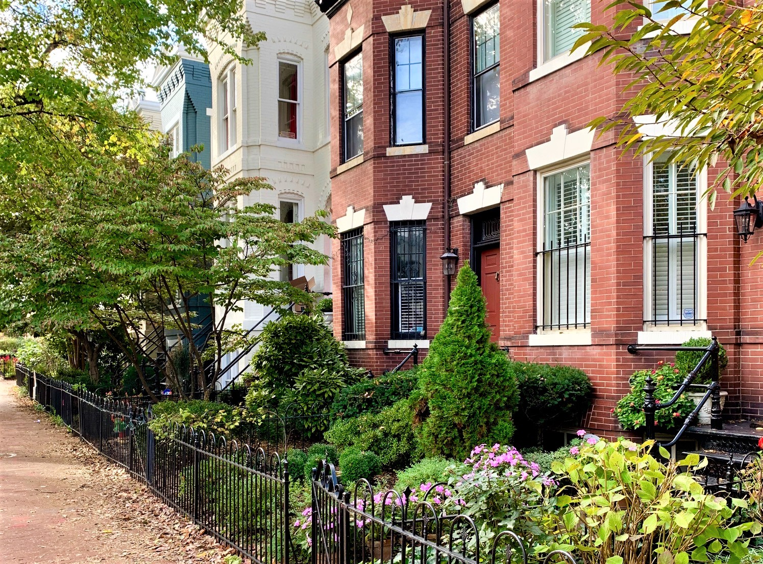 Washington, DC Townhomes For Sale. Northeast Capitol Hill. Artyom Shmatko Luxury Real Estate Agent