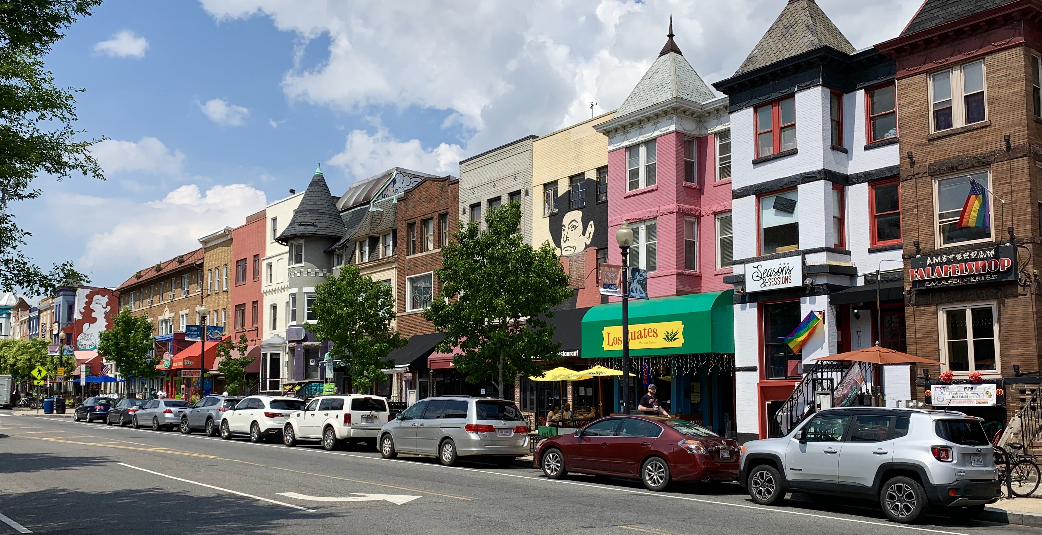 Adams Morgan Real Estate Market Report